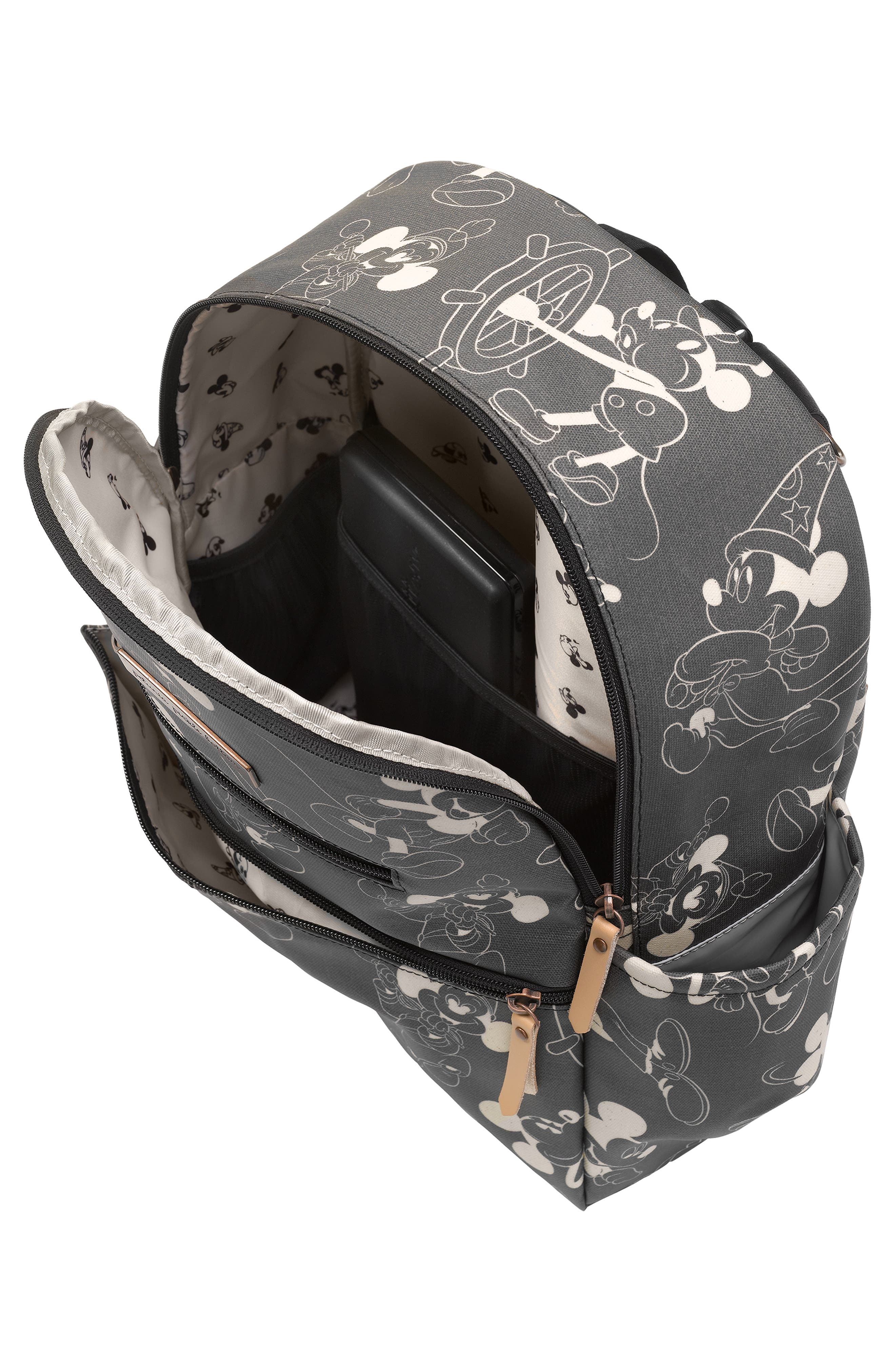 Disney Collaboration Ace Backpack,                             Alternate thumbnail 3, color,                             001