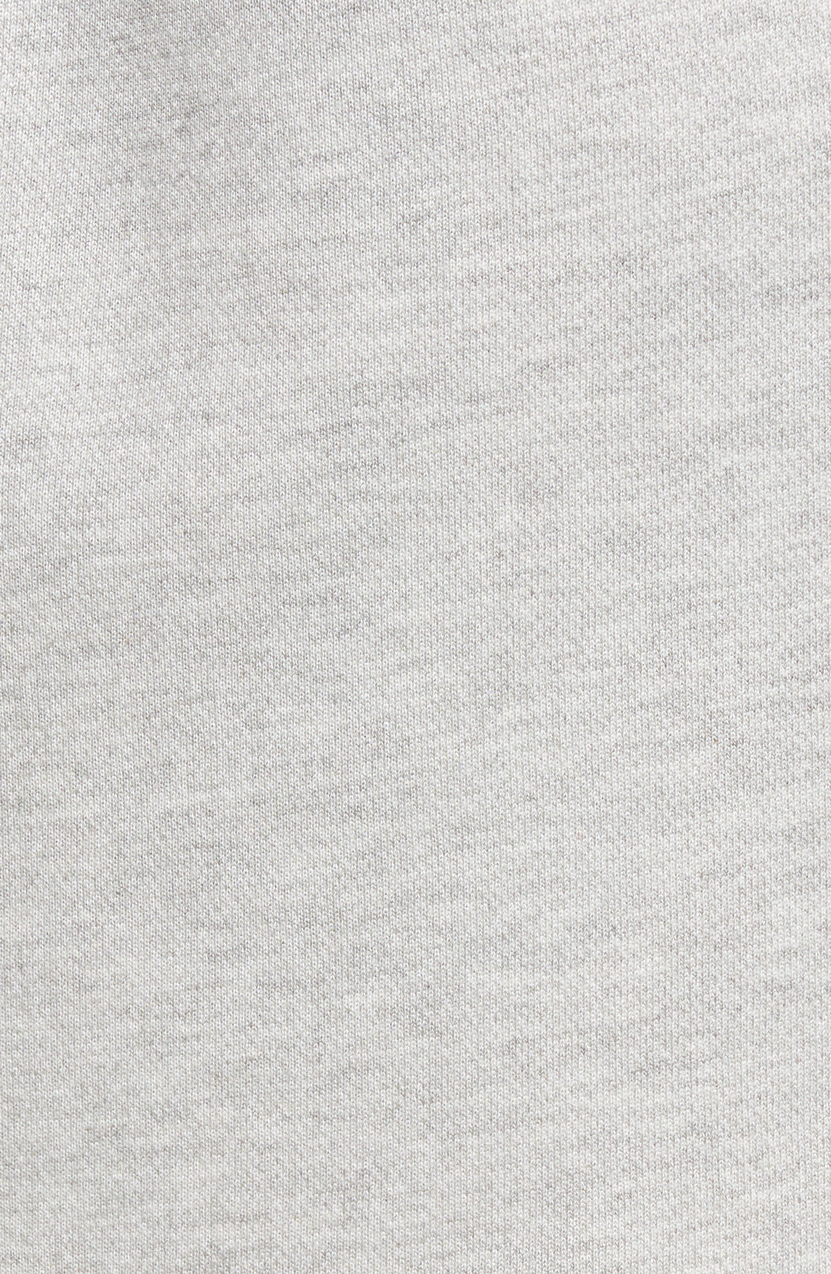 Pleat Back Minidress,                             Alternate thumbnail 6, color,                             020
