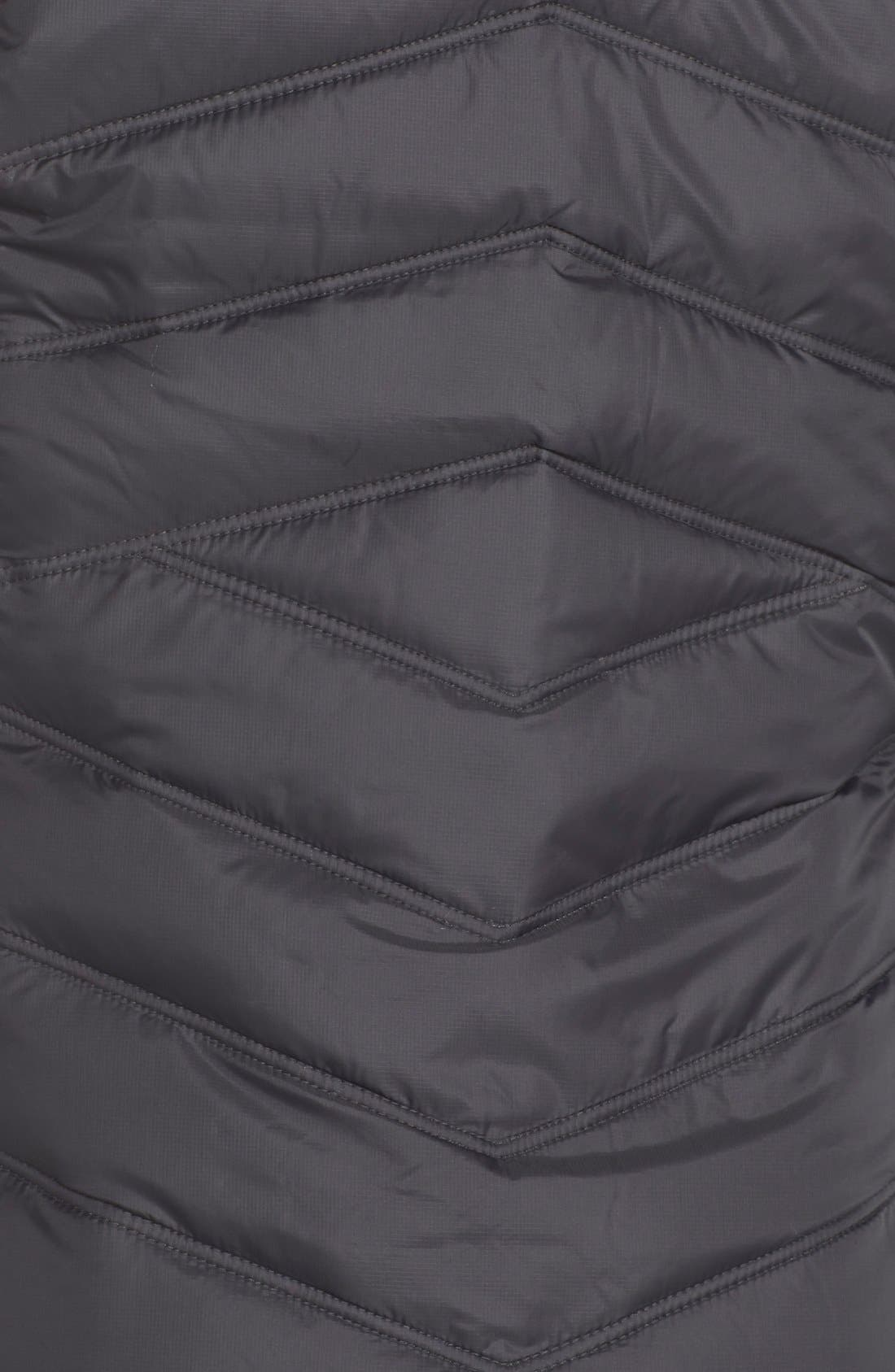 Bench 'Skyhigh' Insulated Vest,                             Alternate thumbnail 5, color,                             001