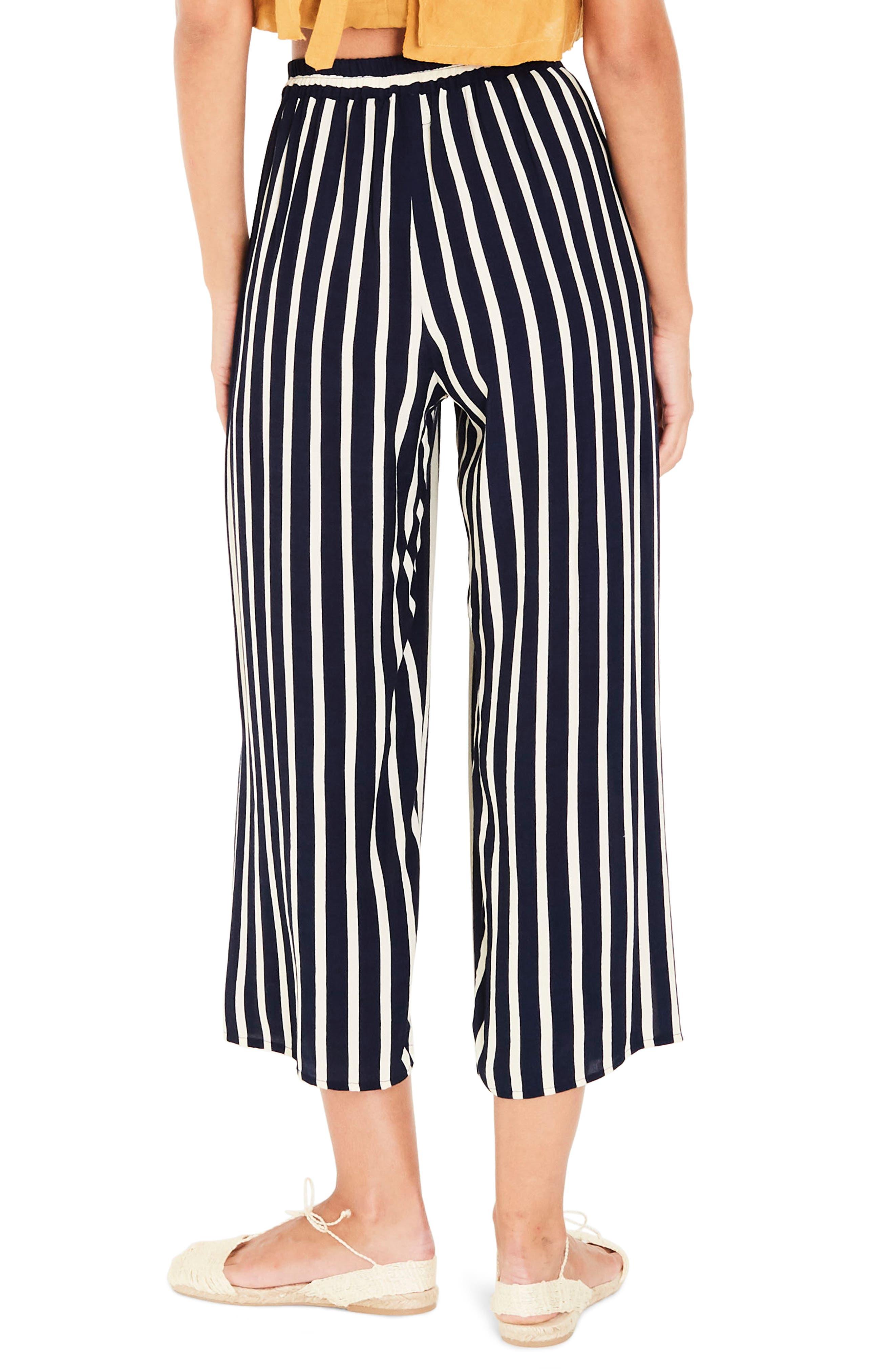 Sand Island Stripe Tulip Pants,                             Alternate thumbnail 2, color,                             400