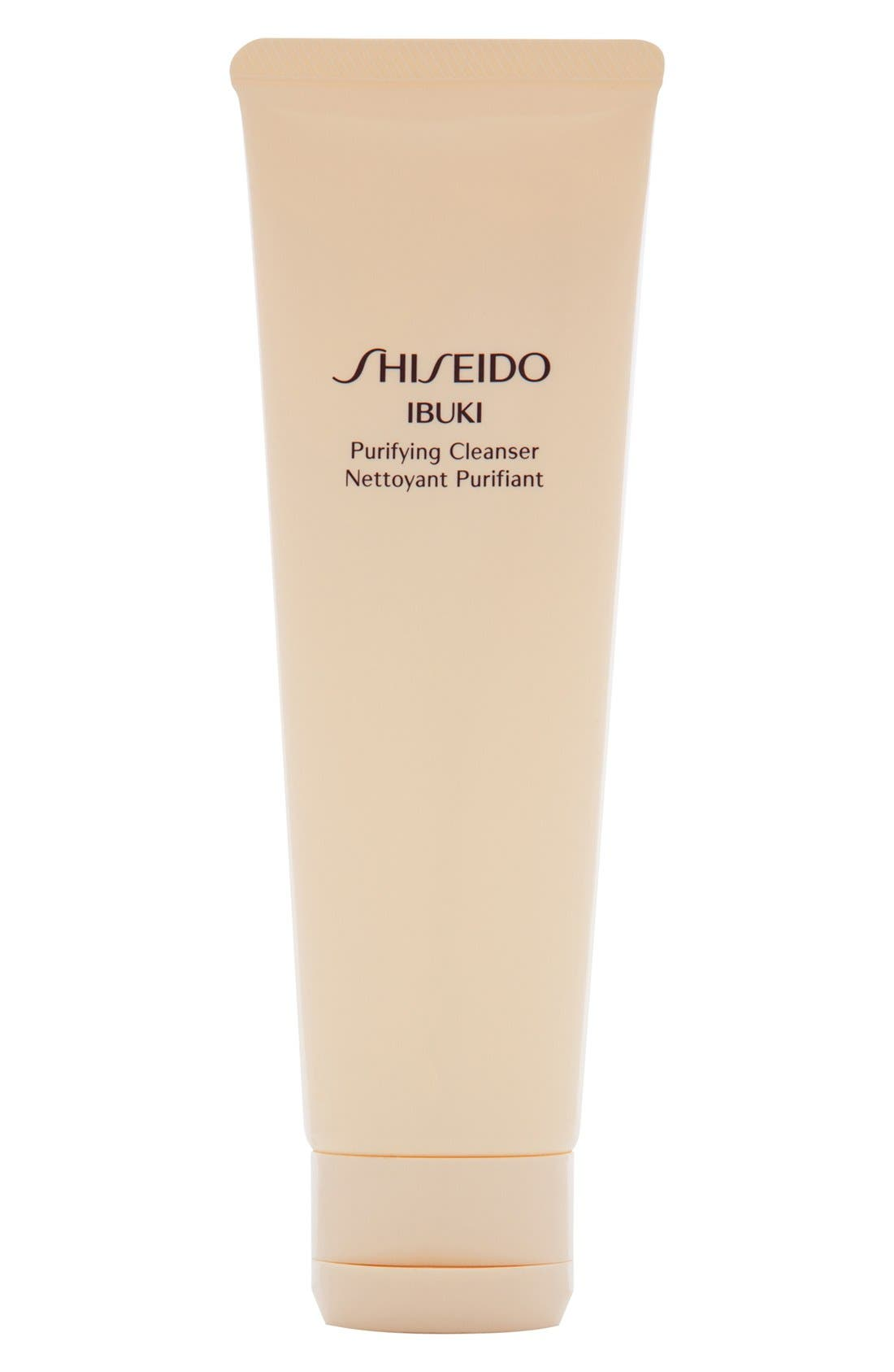 'Ibuki' Purifying Cleanser,                             Main thumbnail 1, color,                             000