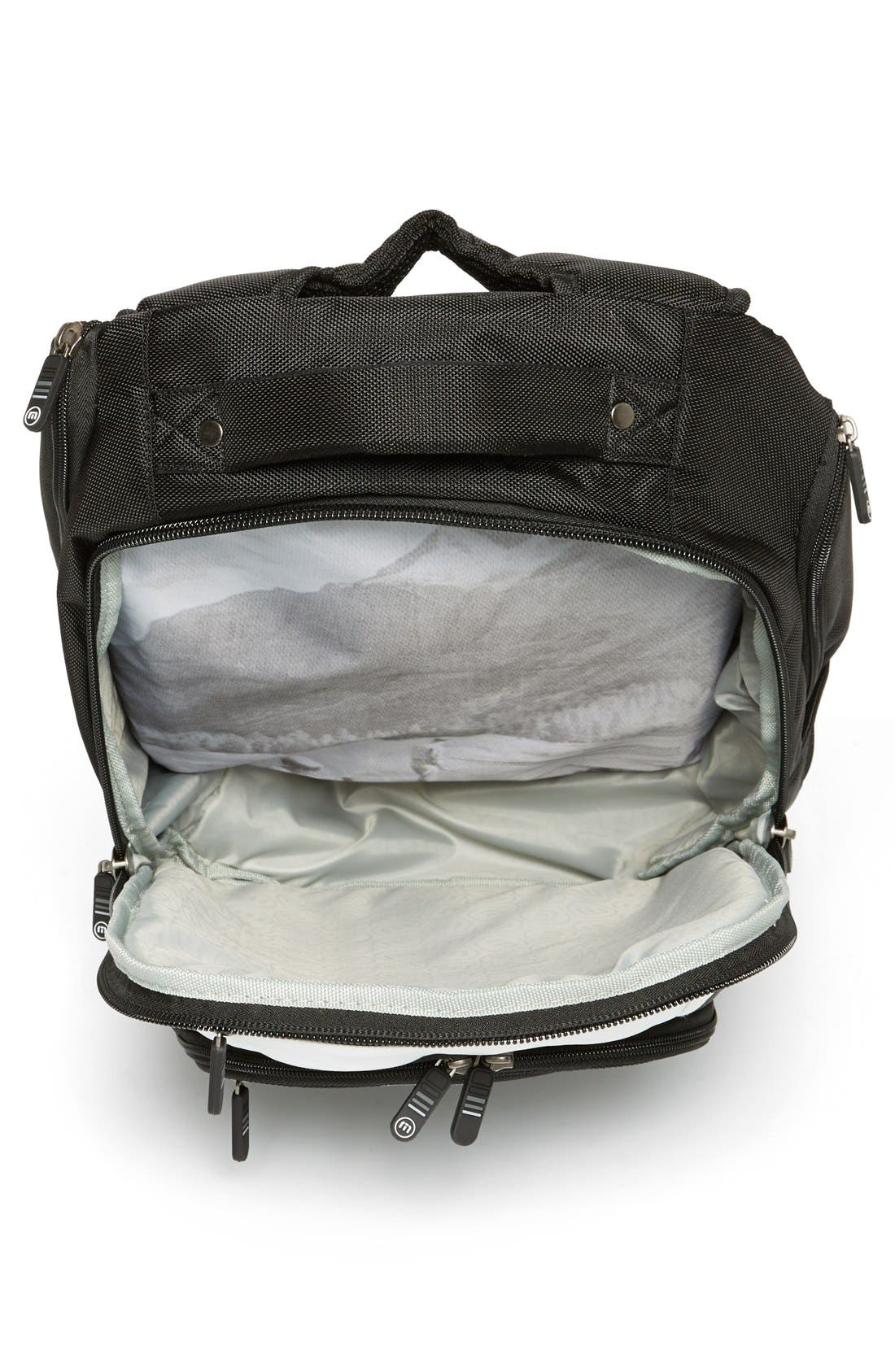 Laptop Travel Backpack,                             Alternate thumbnail 4, color,                             001
