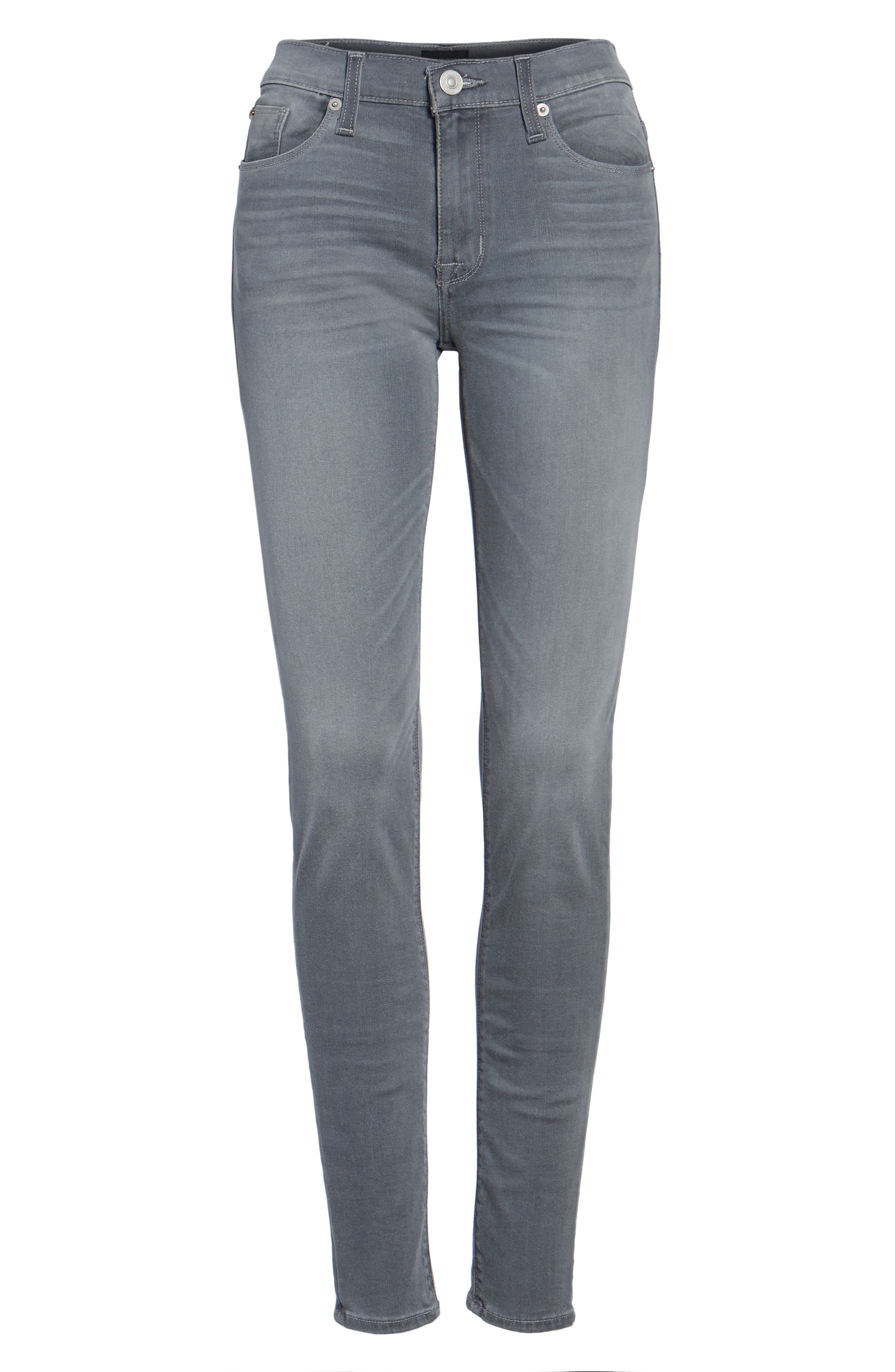 'Nico' Super Skinny Jeans,                             Alternate thumbnail 3, color,