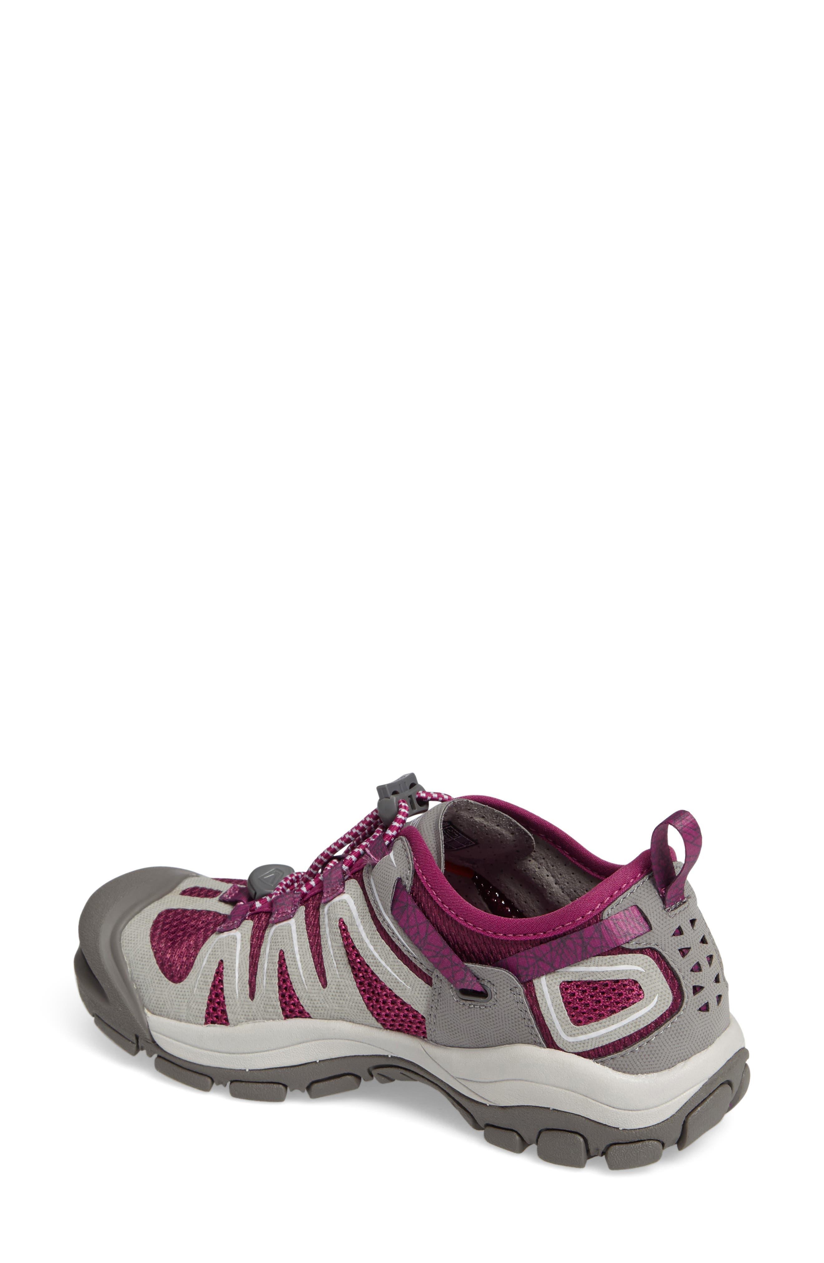 McKenzie II Waterproof Sneaker,                             Alternate thumbnail 4, color,