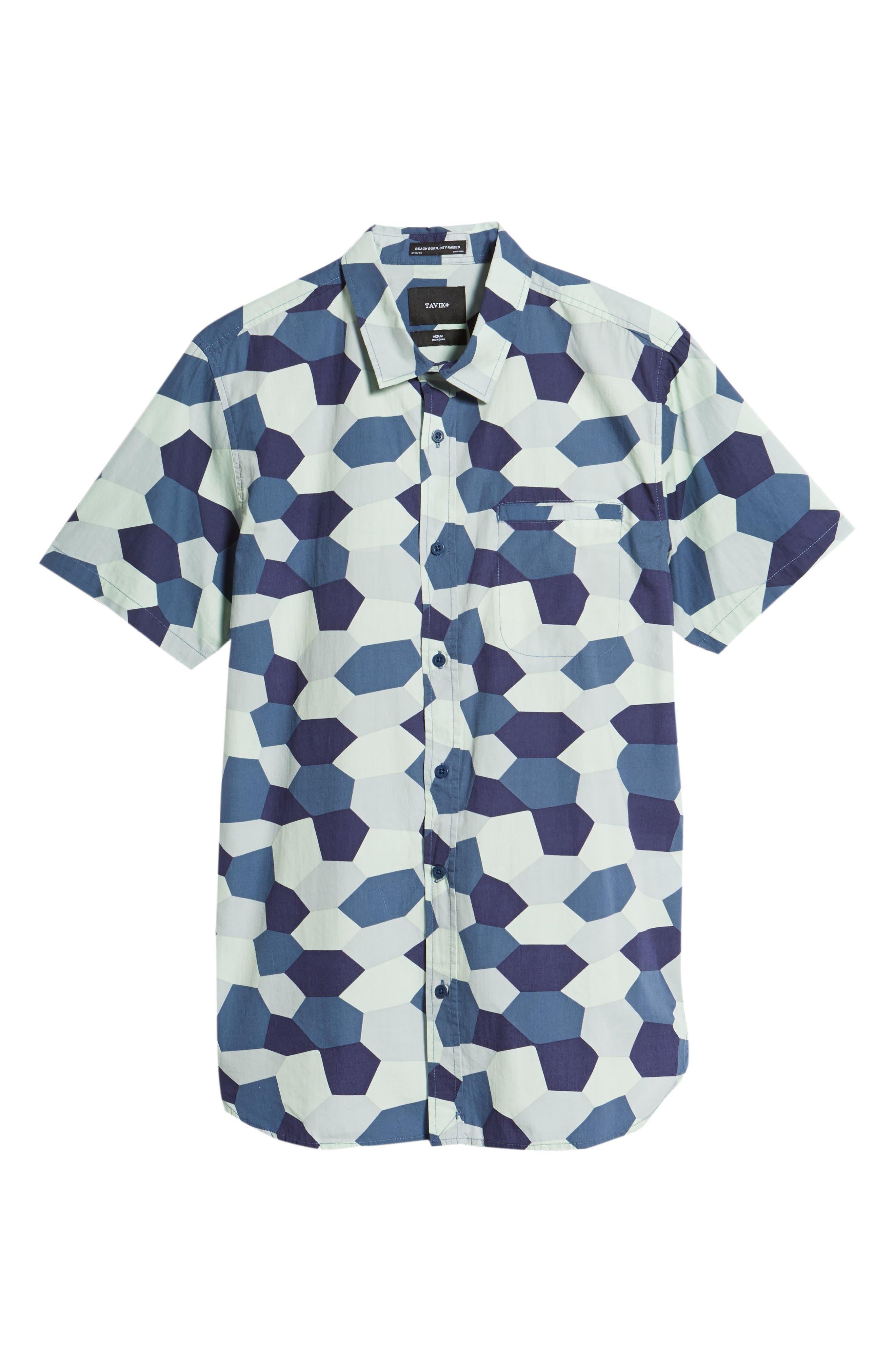 Porter Woven Shirt,                             Alternate thumbnail 34, color,