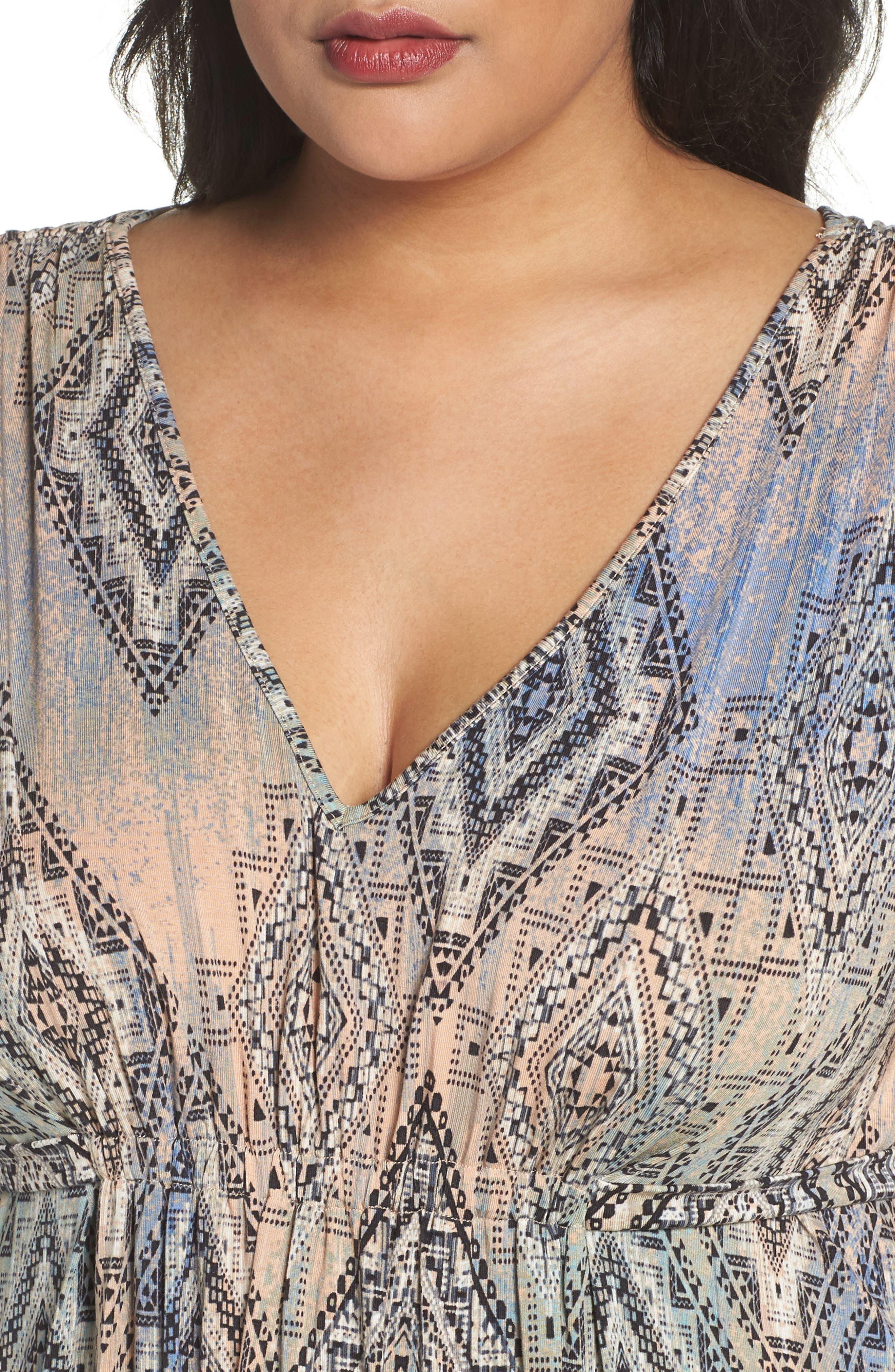 Grecia Sleeveless Jersey Maxi Dress,                             Alternate thumbnail 36, color,