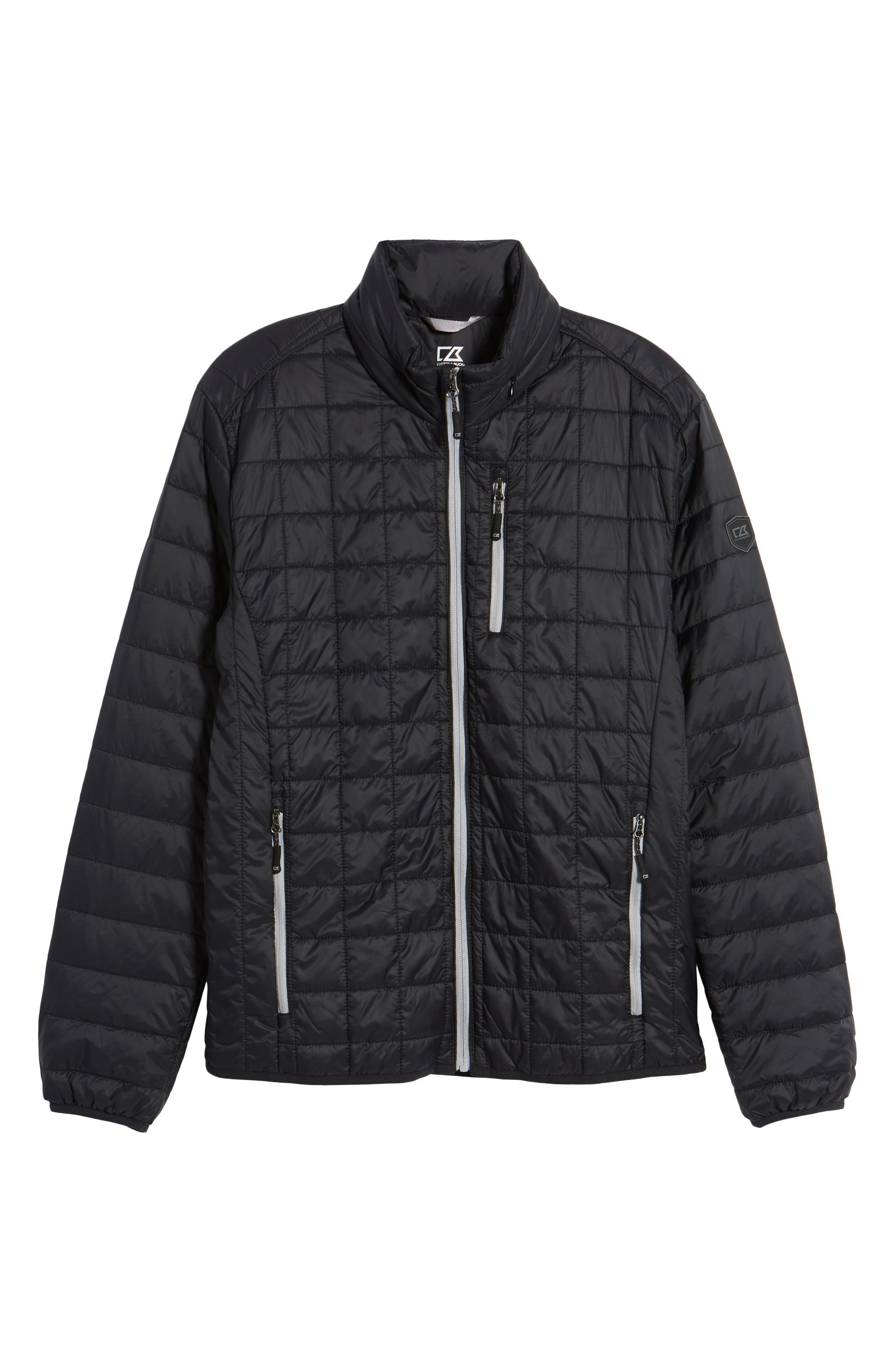 Rainier PrimaLoft<sup>®</sup> Insulated Jacket,                             Alternate thumbnail 5, color,                             001