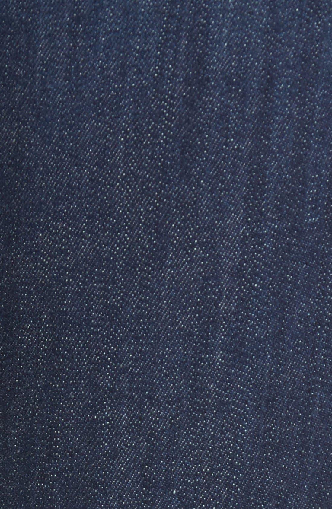 'Stevie' Stretch Straight Leg Jeans,                             Alternate thumbnail 2, color,                             400