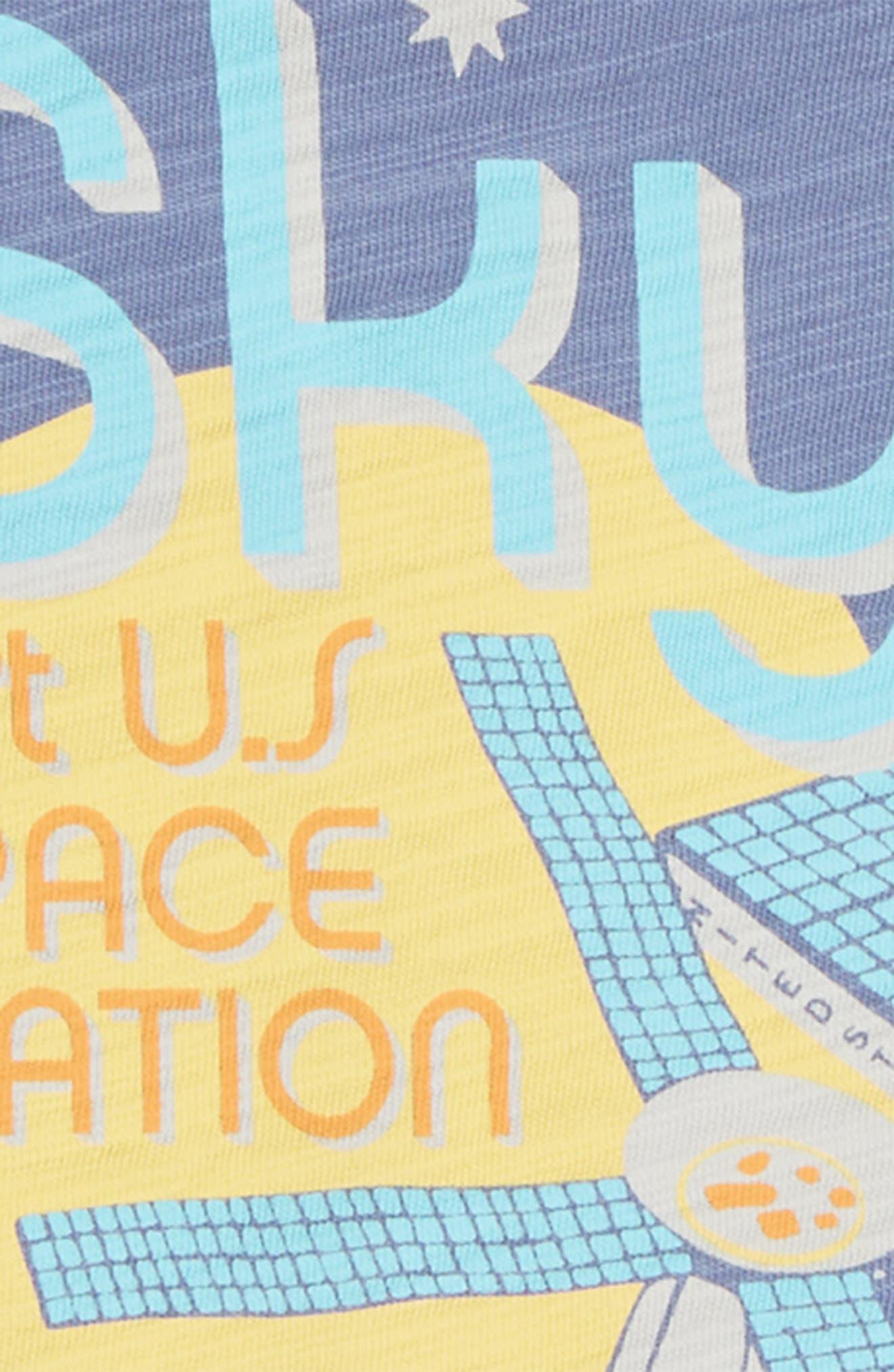 Peek Skylab Tee,                             Alternate thumbnail 2, color,                             410