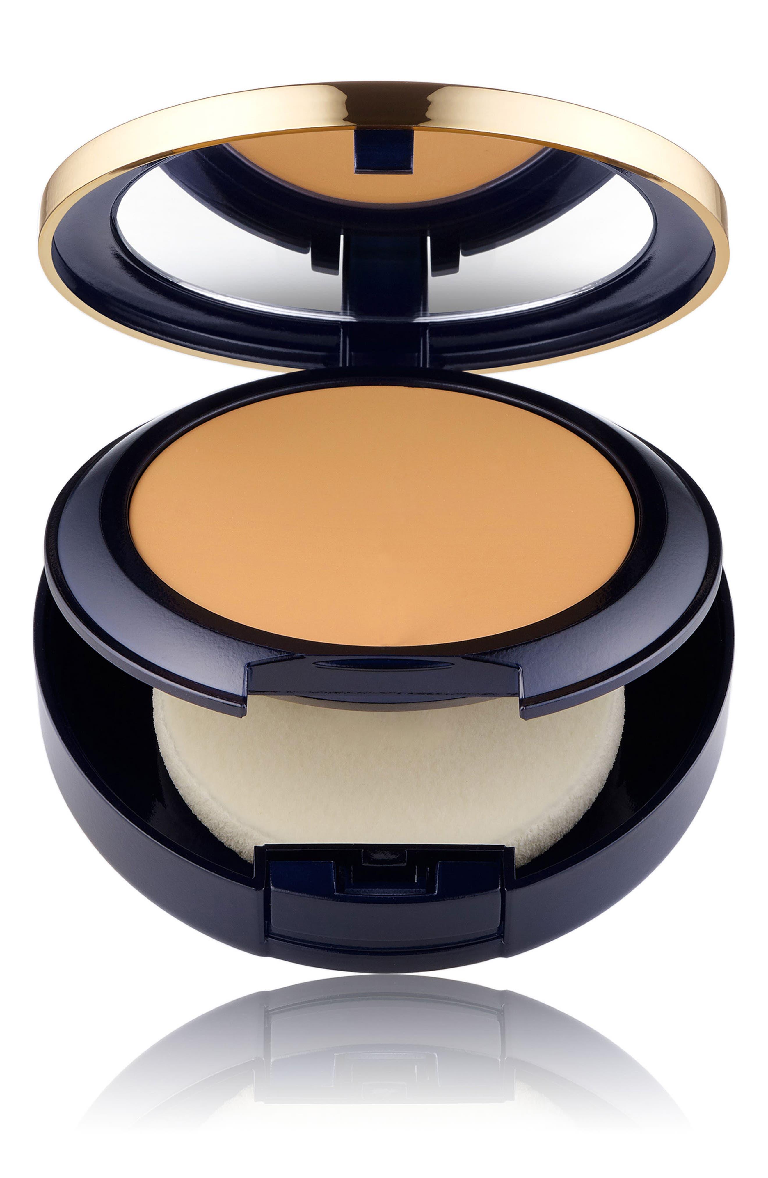 Estee Lauder Double Wear Stay In Place Matte Powder Foundation - 5W1.5 Cinnamon