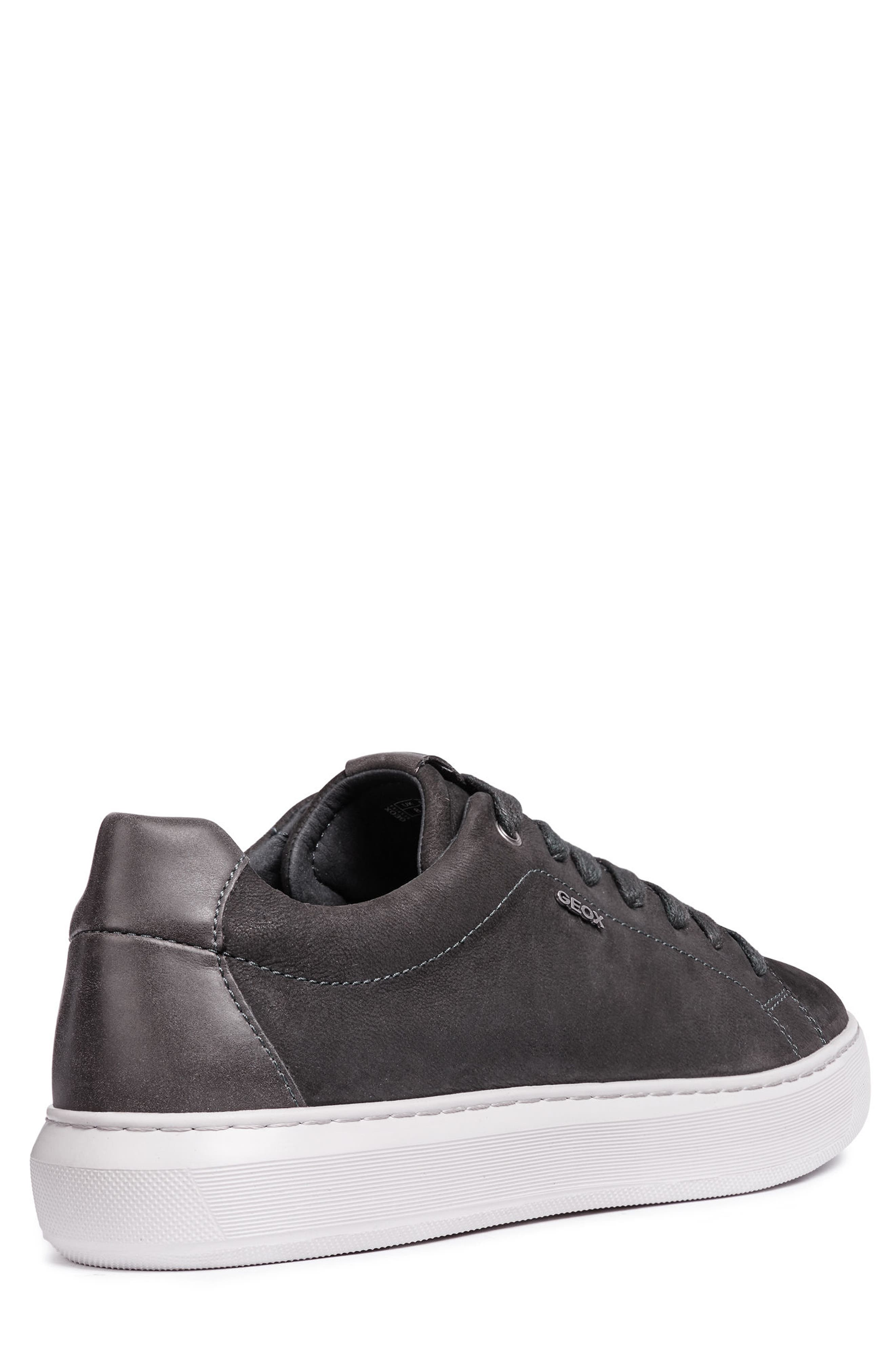 Deiven 5 Low Top Sneaker,                             Alternate thumbnail 2, color,                             DARK JEANS LEATHER