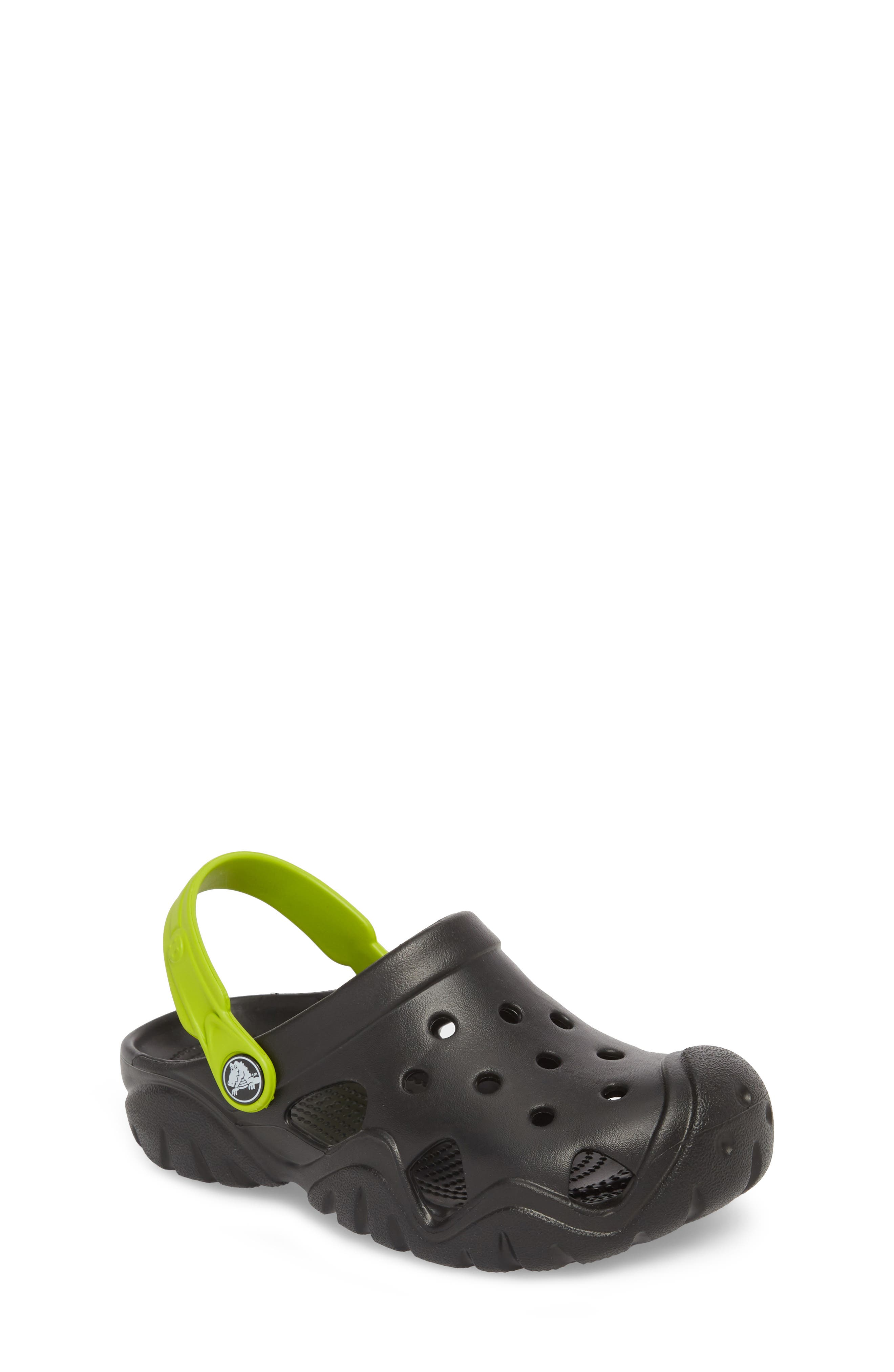 Swiftwater Clogs,                             Main thumbnail 1, color,                             001