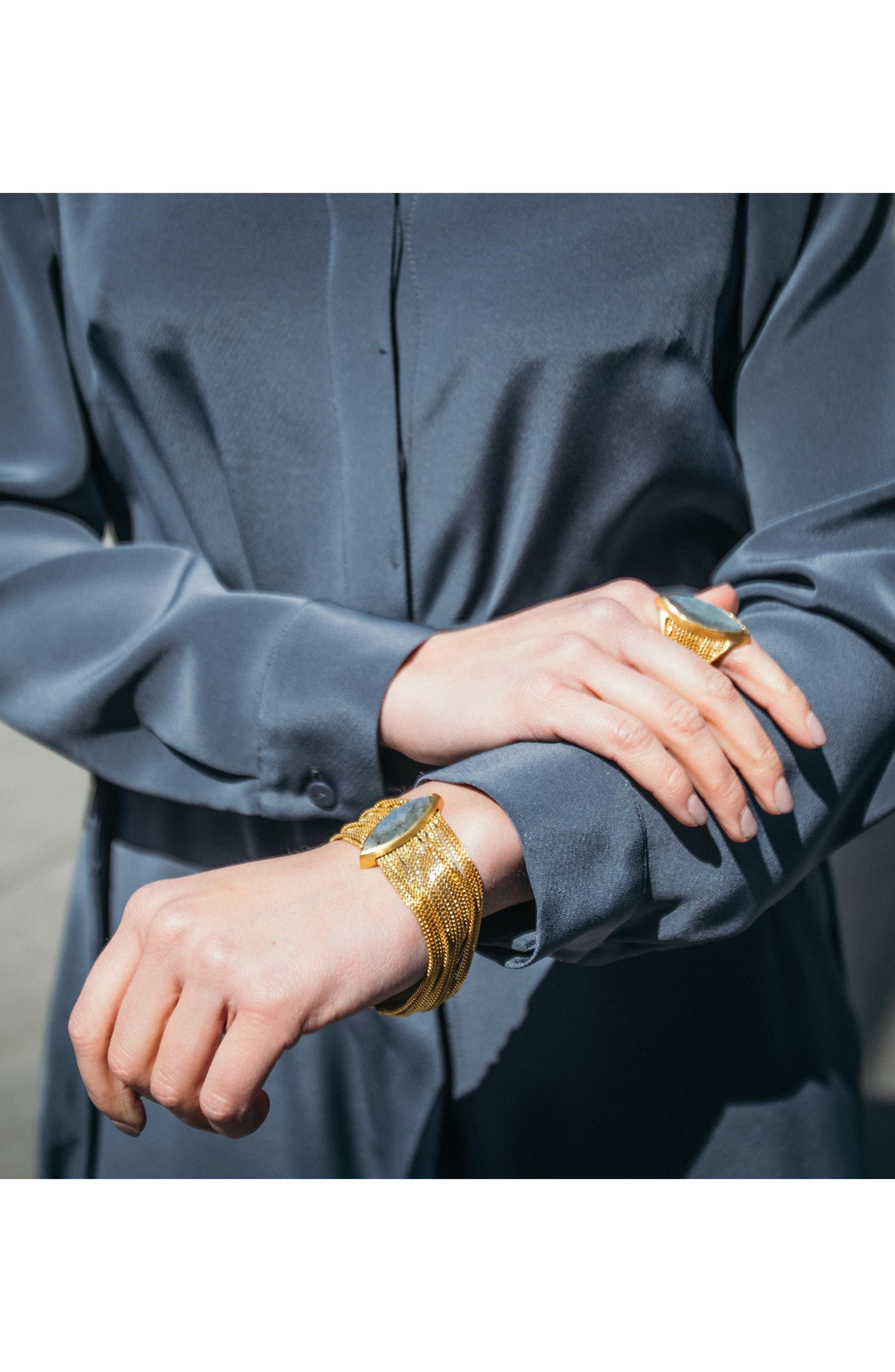 Ornate Bracelet,                             Alternate thumbnail 2, color,                             020
