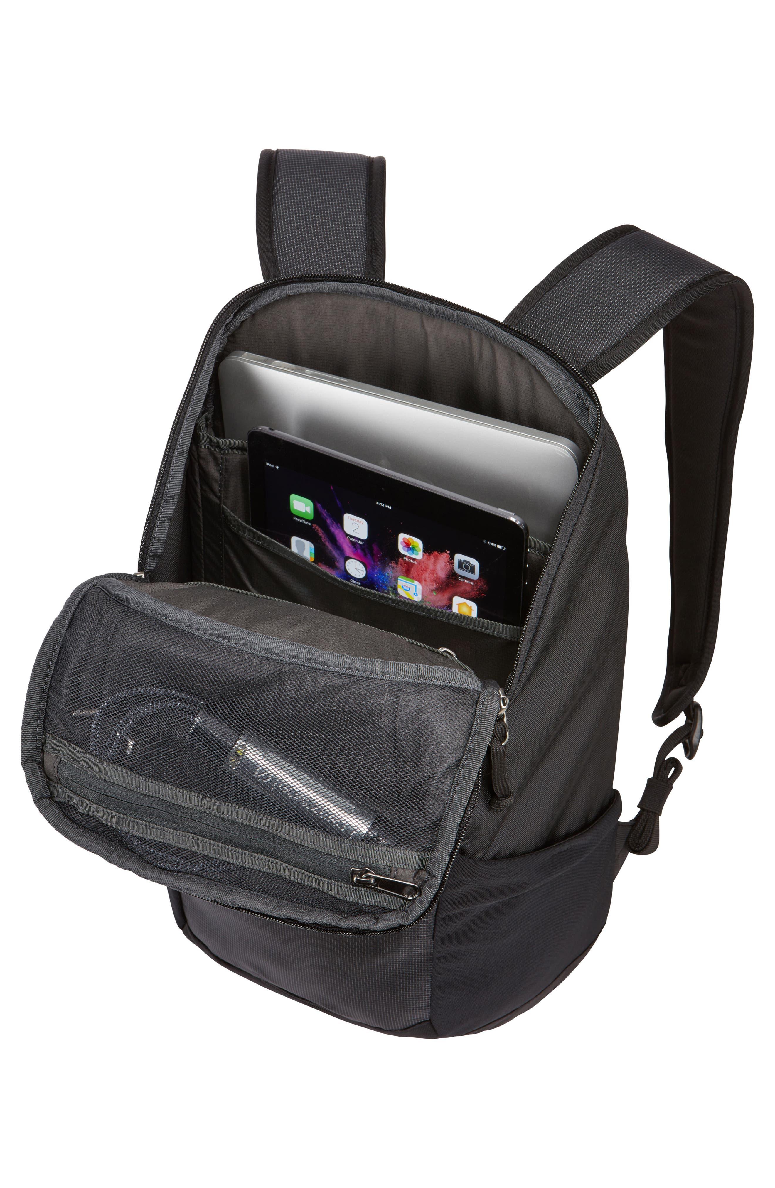 EnRoute Backpack,                             Alternate thumbnail 3, color,                             BLACK
