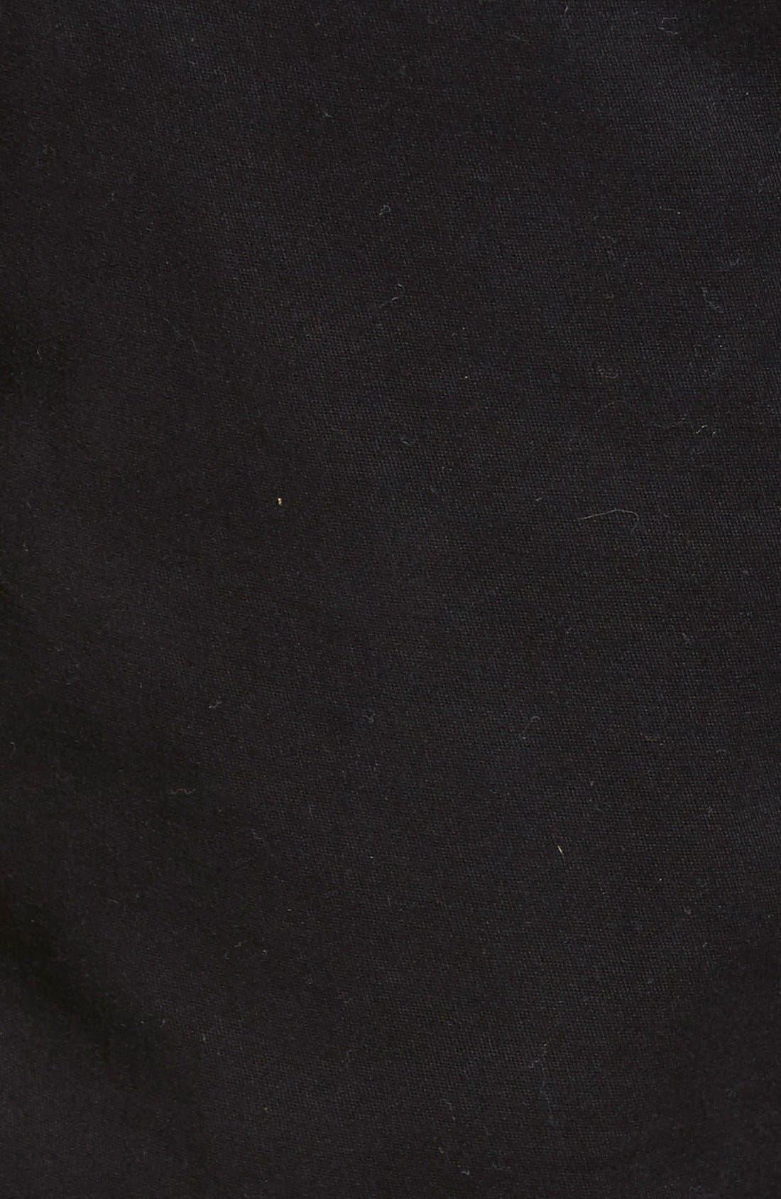 'Denny' Woven Jogger Pants,                             Alternate thumbnail 5, color,                             001