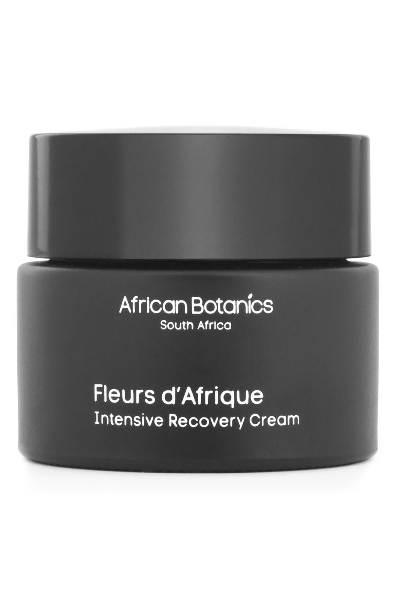 Fleurs d'Afrique Intensive Recovery Cream,                             Main thumbnail 1, color,                             NO COLOR