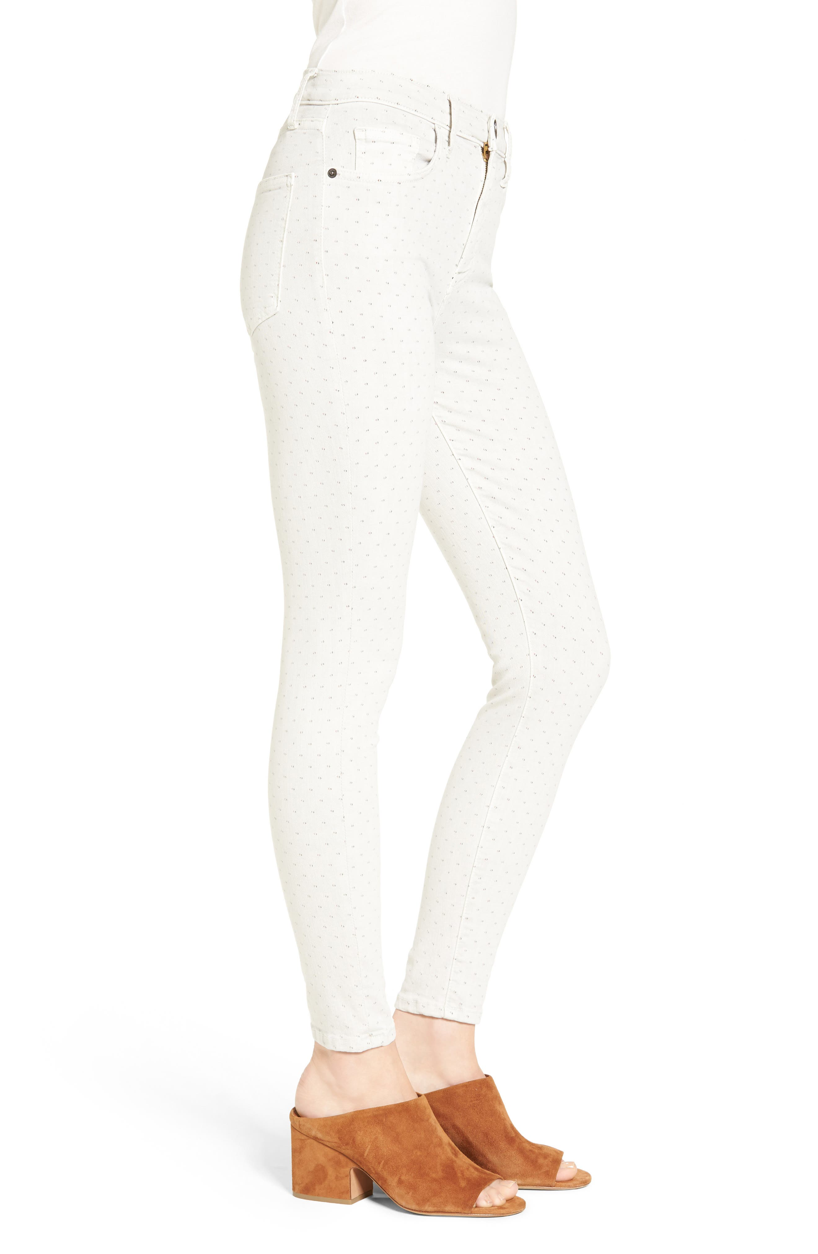 The Stiletto Ankle Skinny Jeans,                             Alternate thumbnail 12, color,