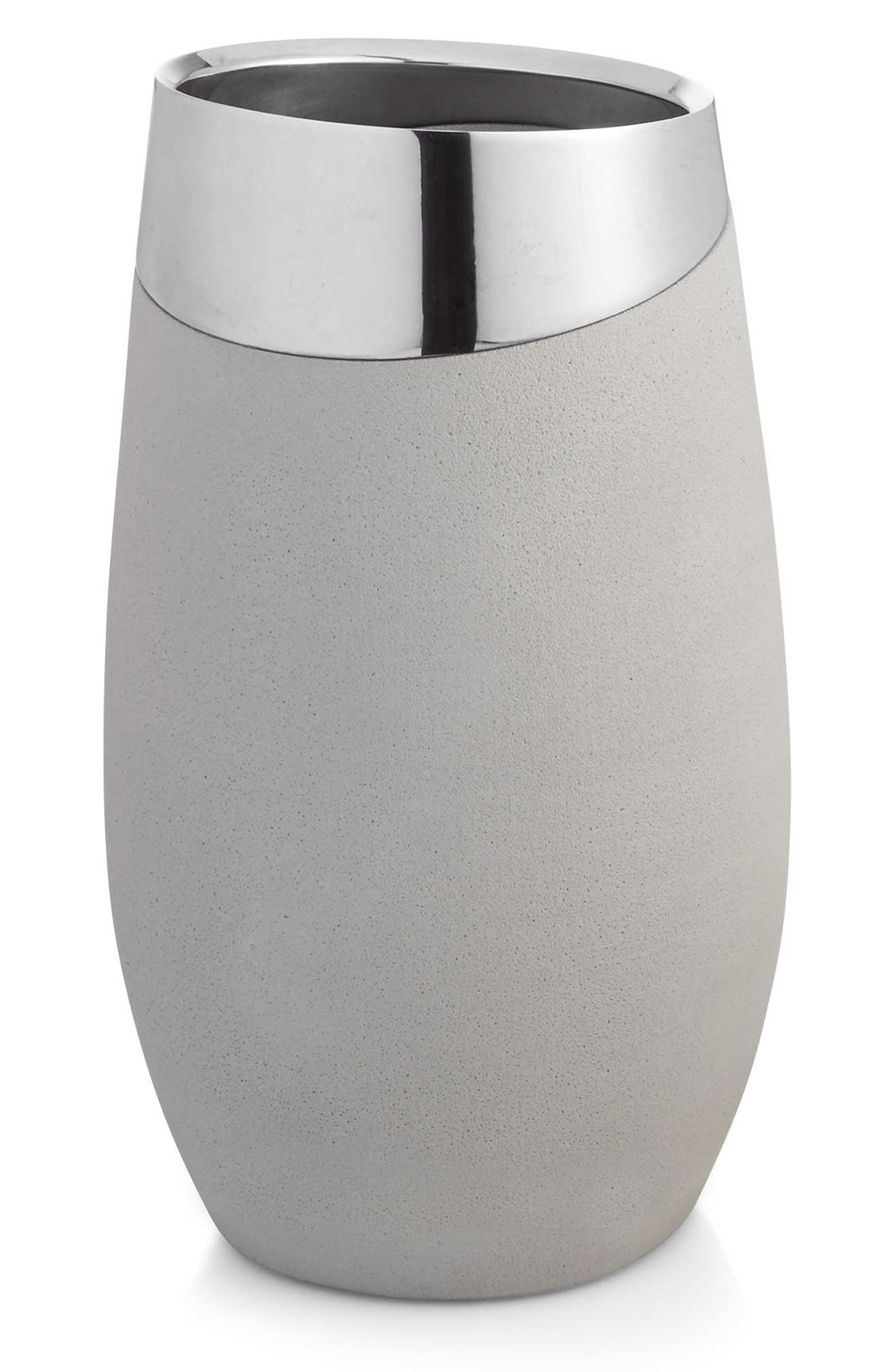 Forte Wine Chiller,                         Main,                         color, SILVER/ GREY