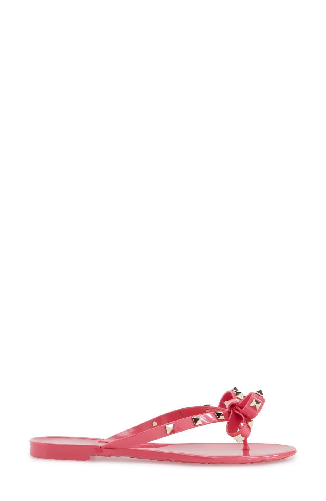 'Rockstud' Flip Flop,                             Alternate thumbnail 83, color,