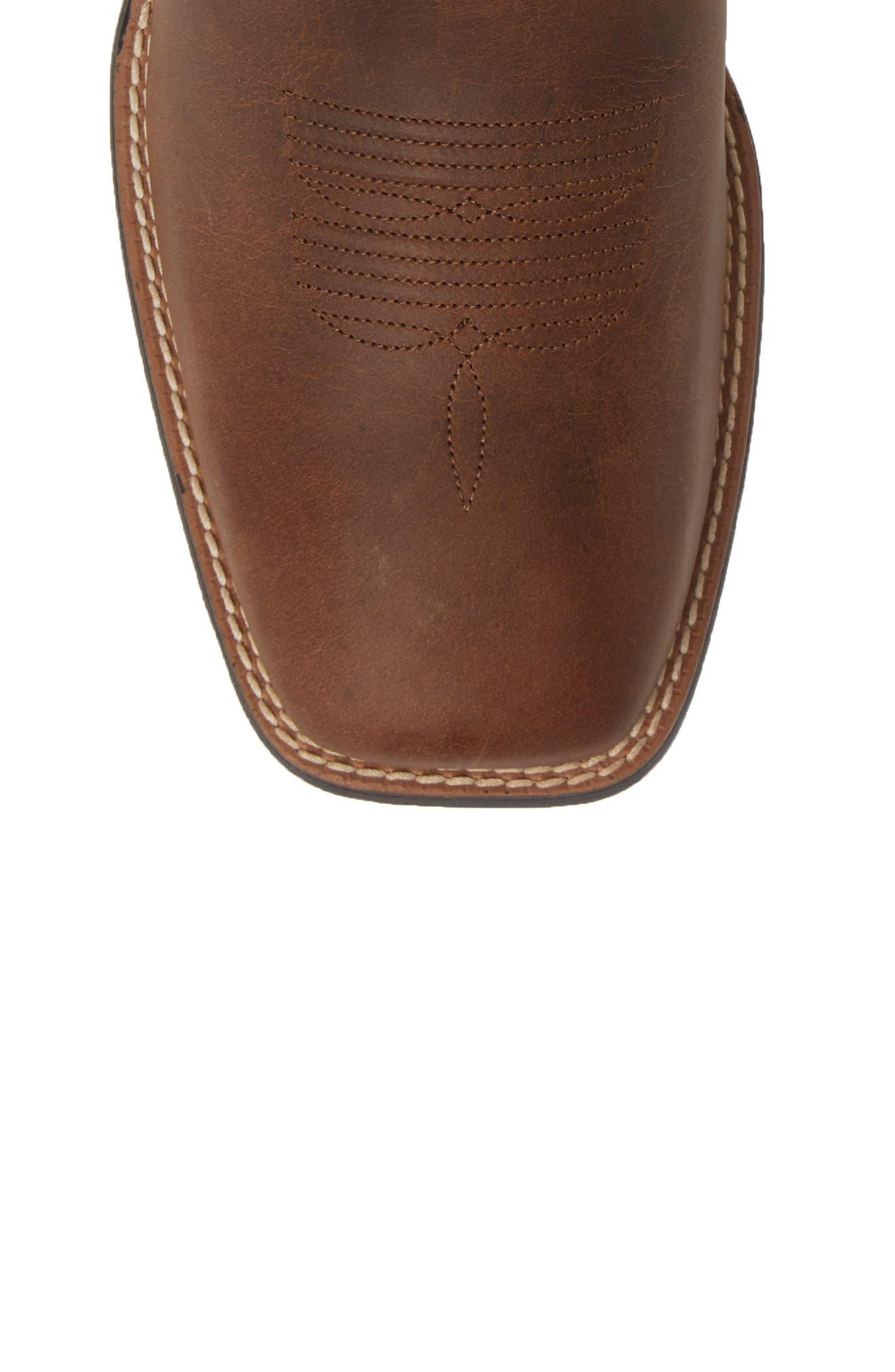 Sport Sidebet Cowboy Boot,                             Alternate thumbnail 5, color,                             400