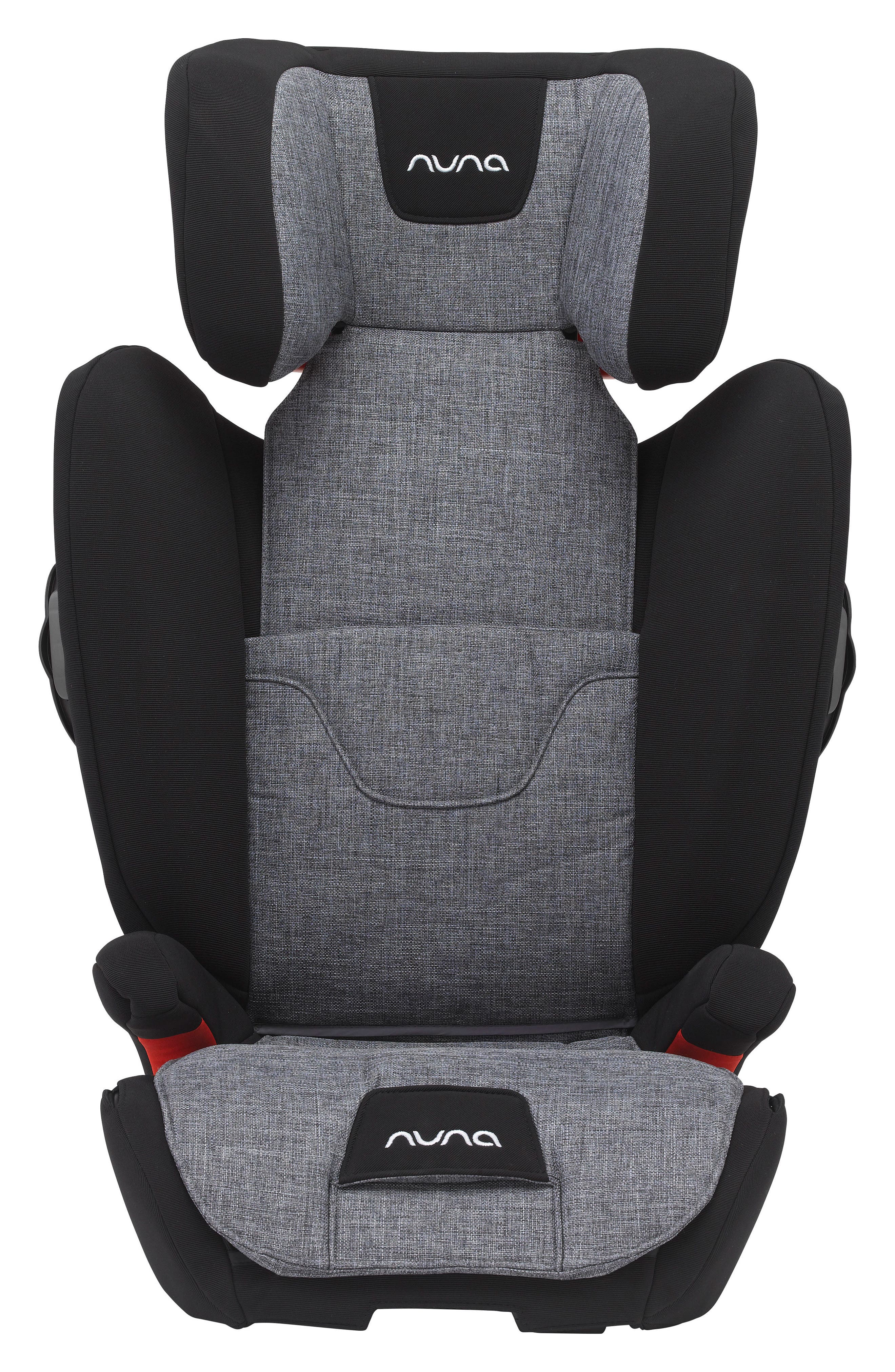 AACE<sup>™</sup> Booster Car Seat,                         Main,                         color, CHARCOAL