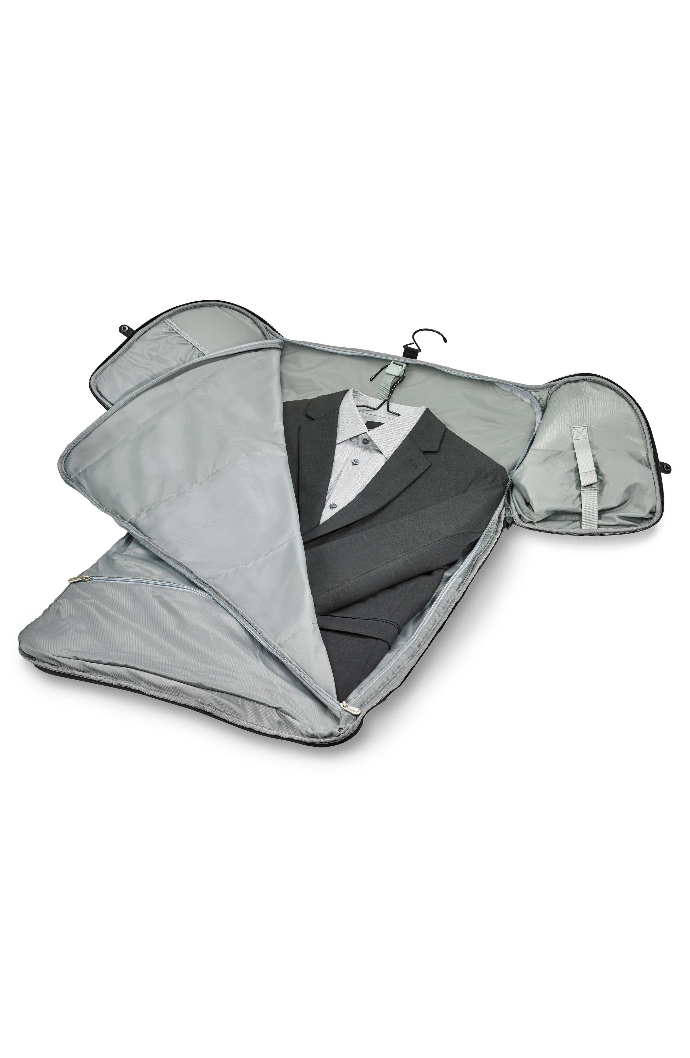 BRIGGS & RILEY,                             Baseline Suiter Duffel Bag,                             Alternate thumbnail 2, color,                             BLACK