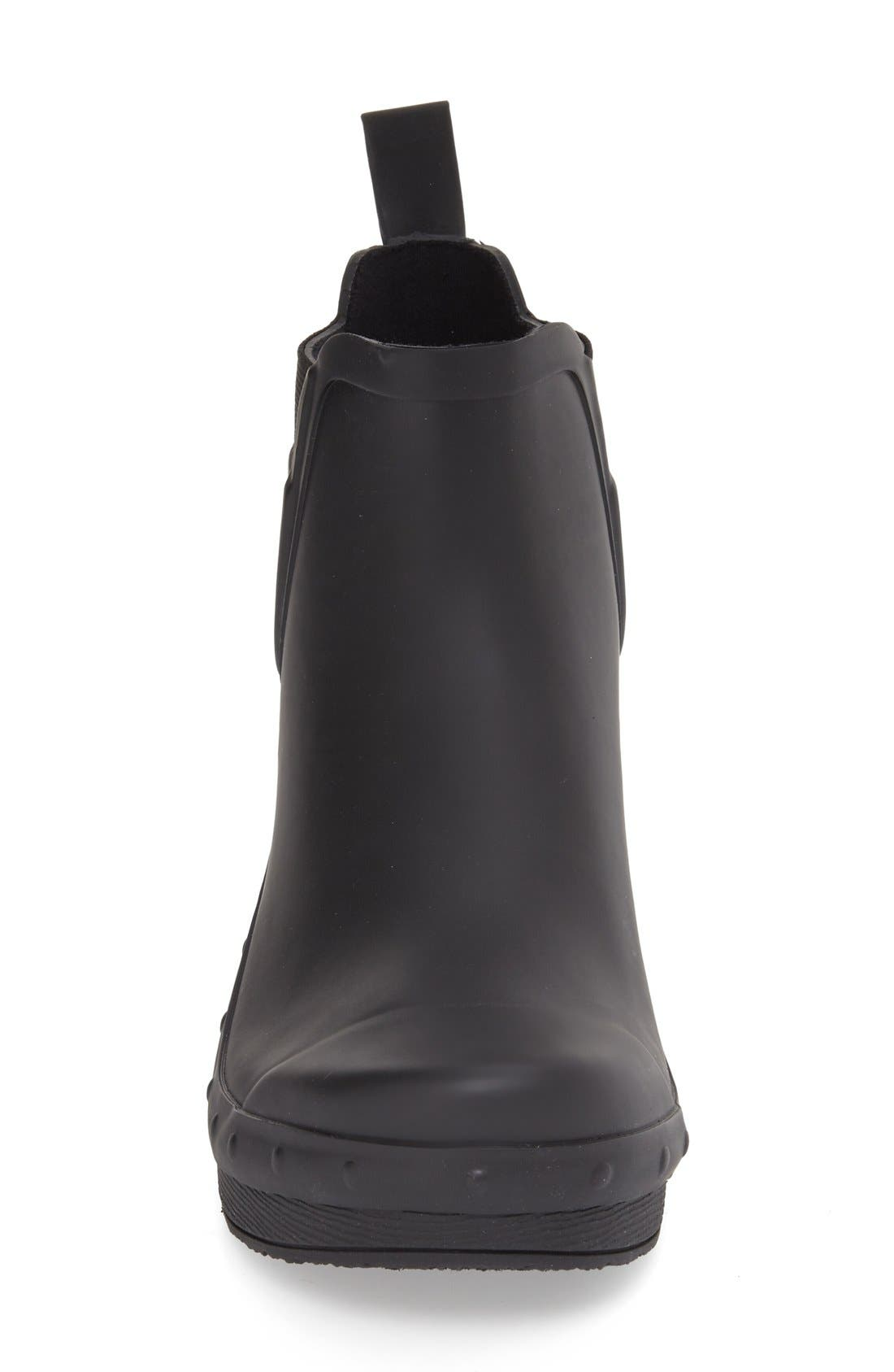 'Rosa' Chelsea Rain Boot,                             Alternate thumbnail 10, color,