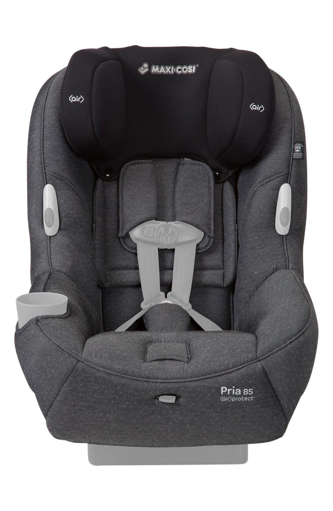 Seat Pad Fashion Kit for Pria<sup>™</sup> 85 Car Seat,                             Main thumbnail 1, color,                             SPARKLING GREY