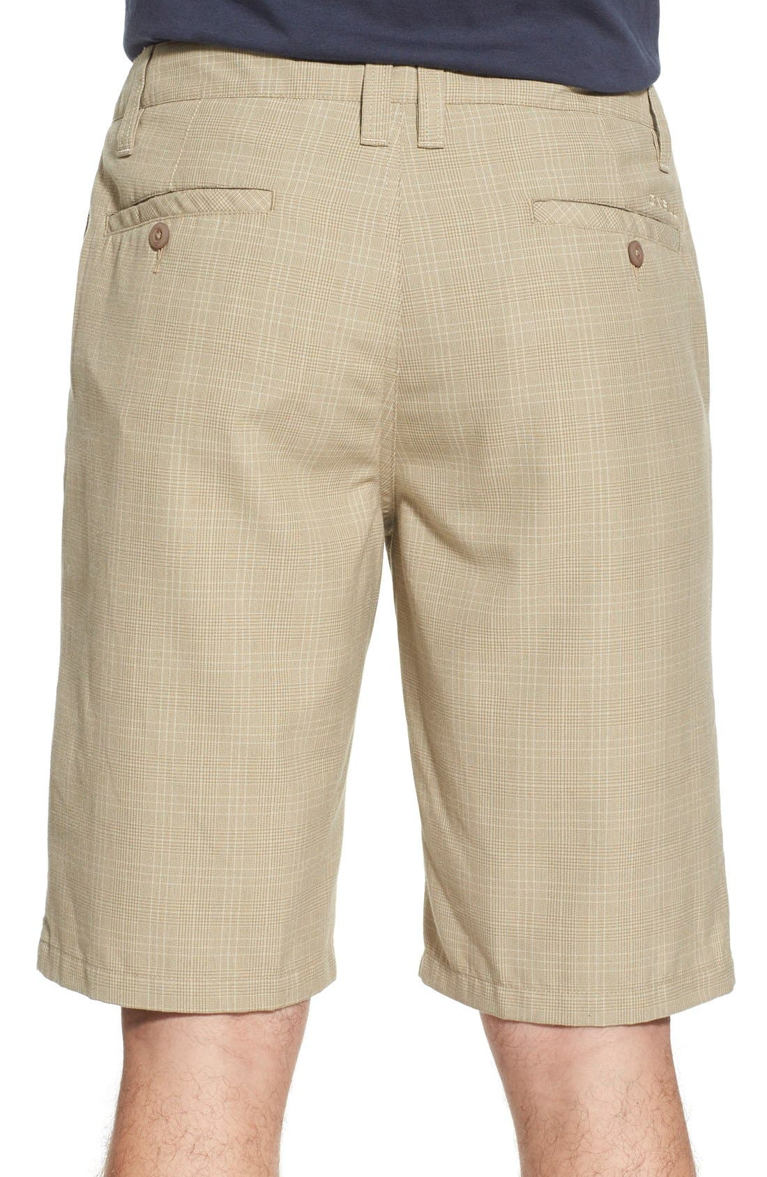 'Delta Plaid' Chino Shorts,                             Alternate thumbnail 15, color,