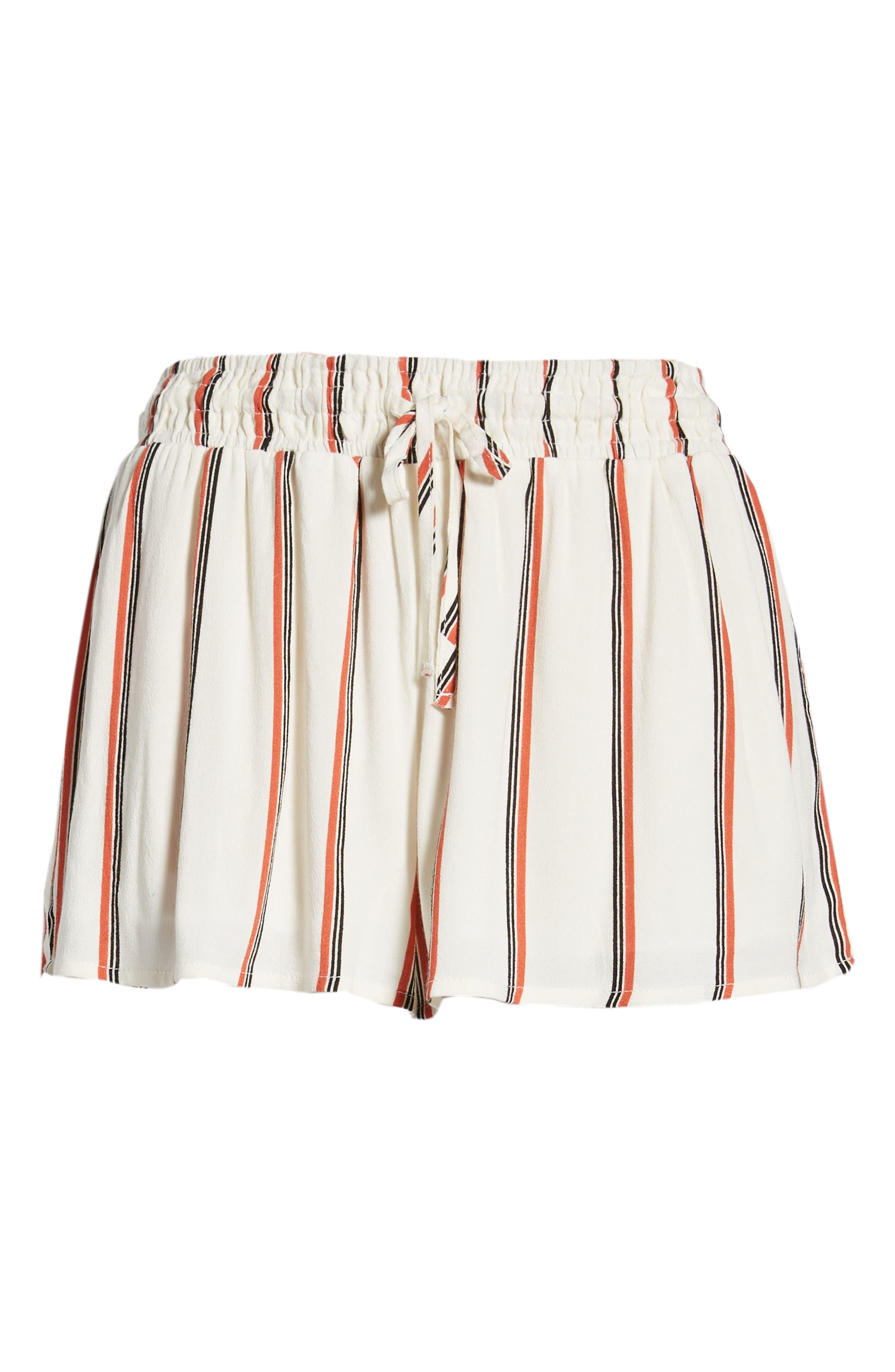 Juniper Stripe Shorts,                             Alternate thumbnail 12, color,