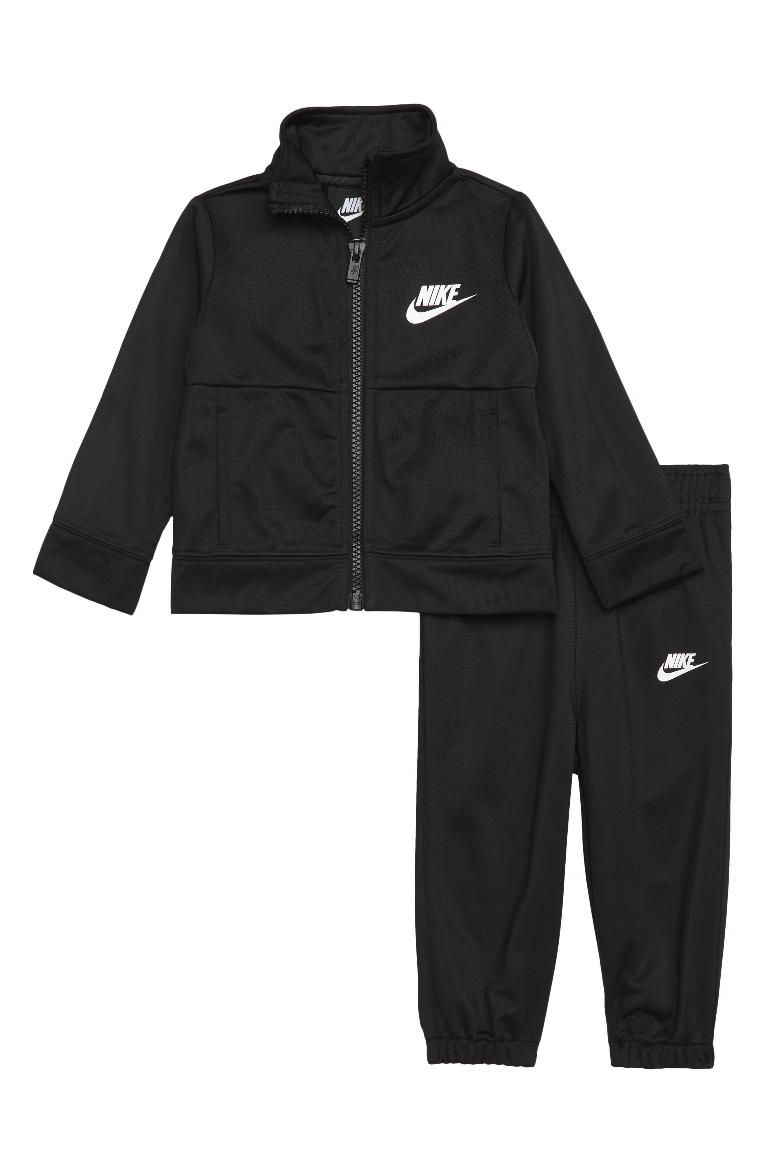 Infant Boys Nike Track Jacket  Sweatpants Set
