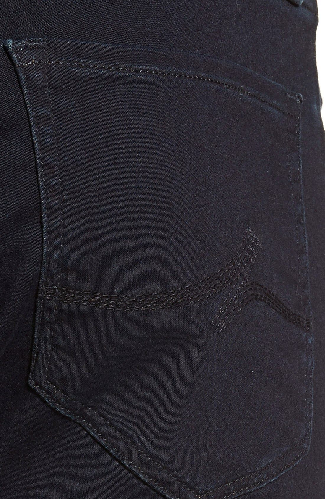 'Charisma' Relaxed Fit Jeans,                             Alternate thumbnail 3, color,                             RINSE SPORTY