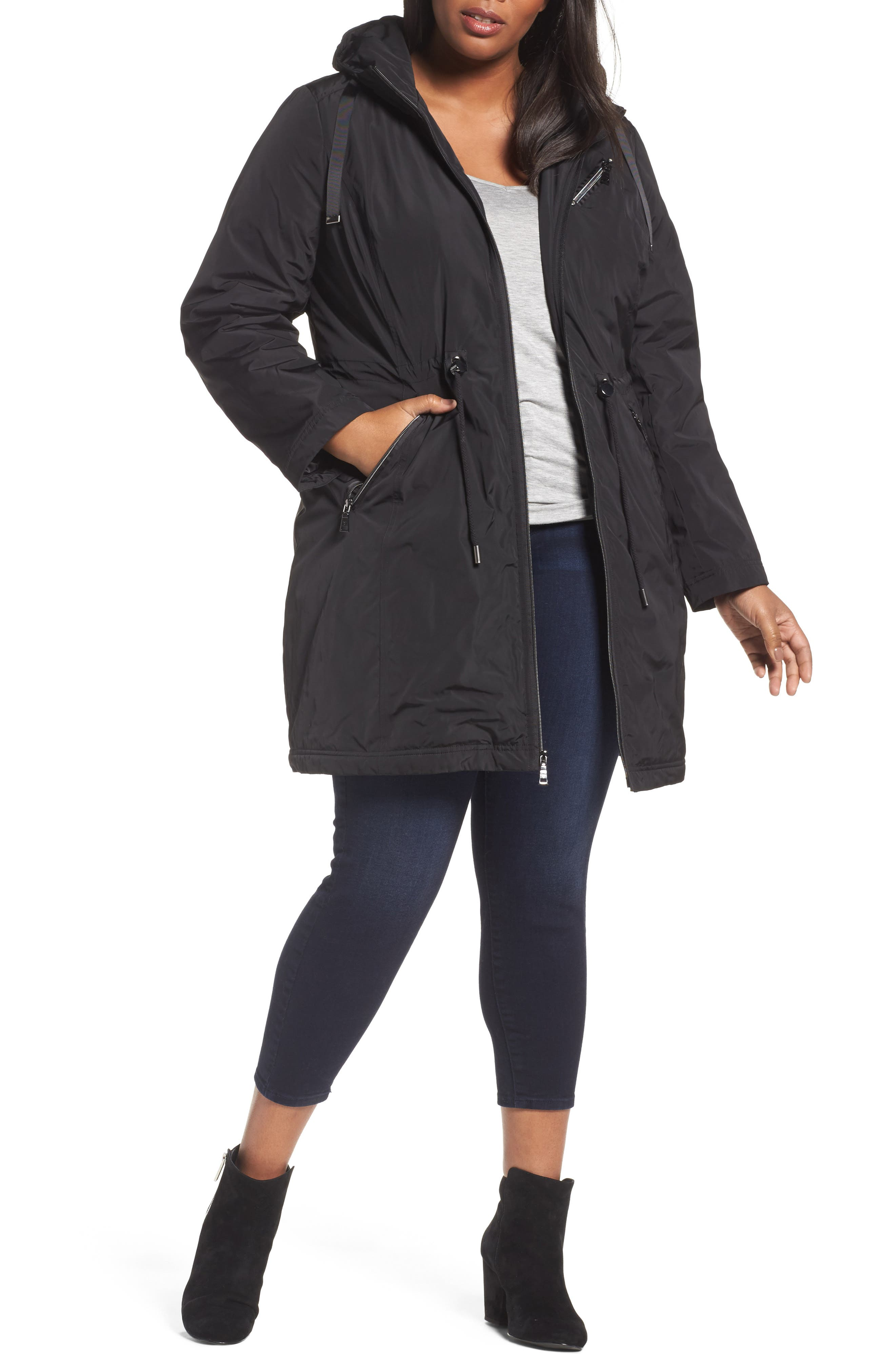 Tiffany Raincoat,                         Main,                         color, 001
