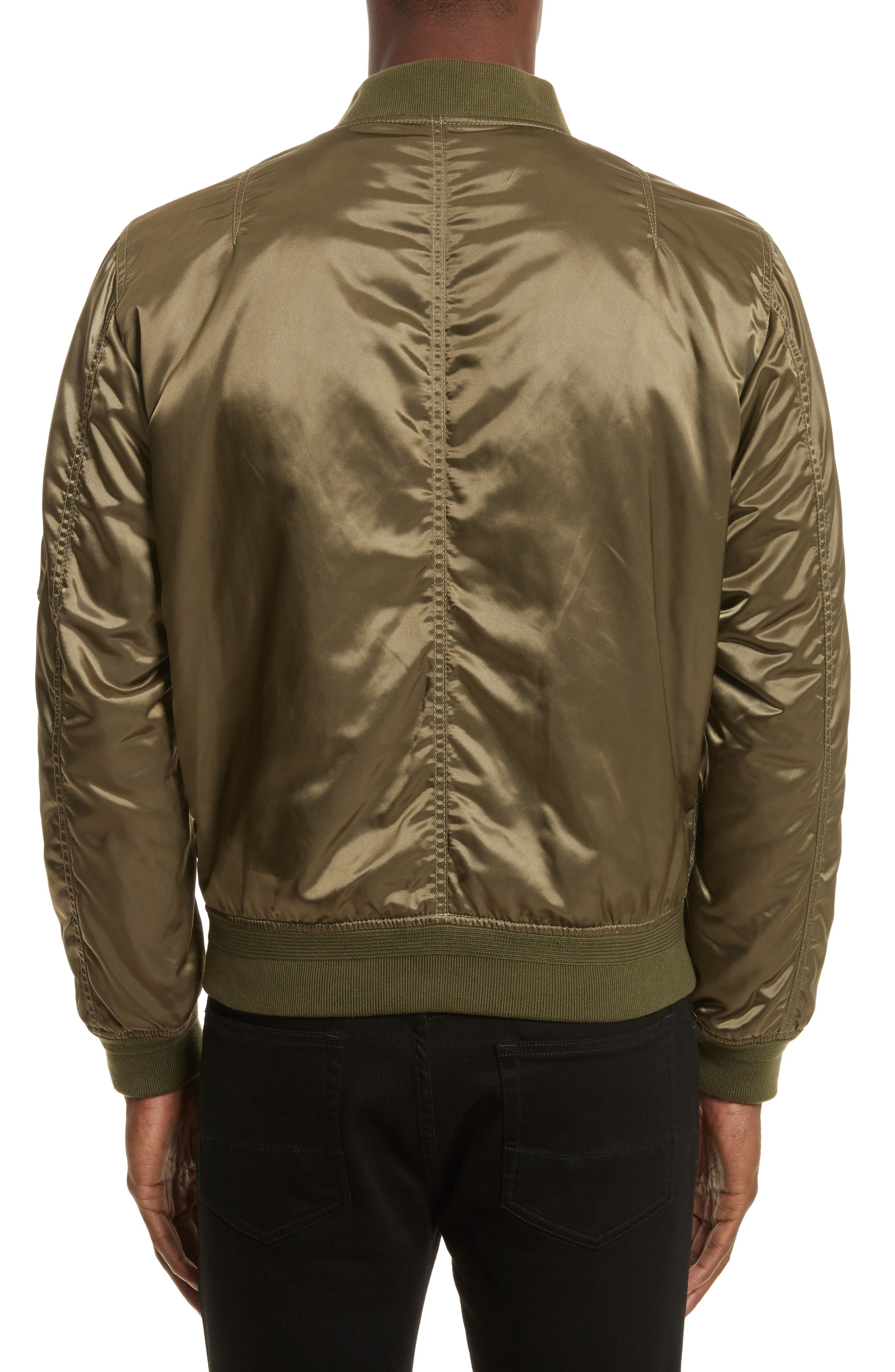Washburn Bomber Jacket,                             Alternate thumbnail 2, color,                             330