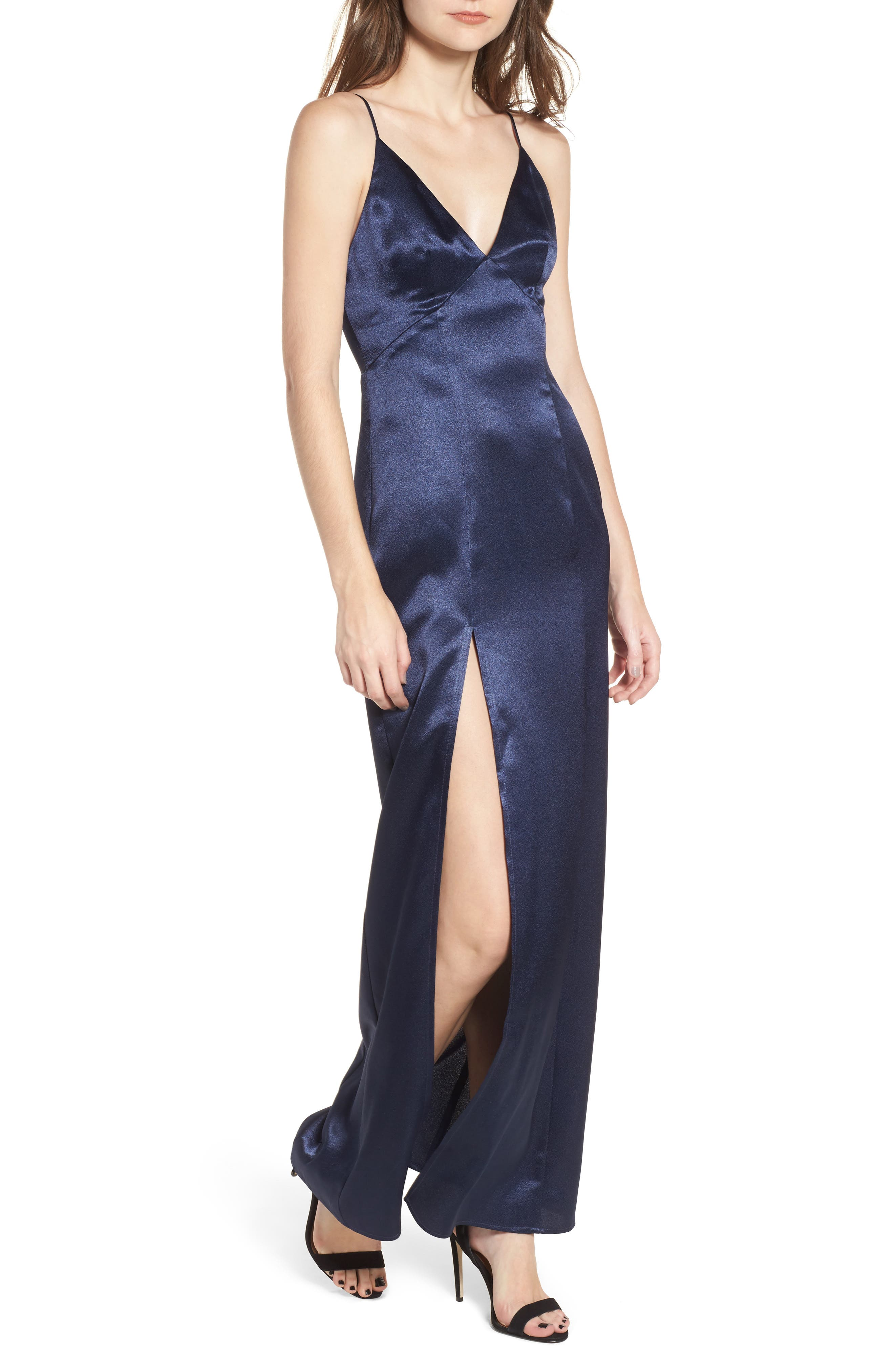 Bridge Maxi Dress,                             Main thumbnail 1, color,                             400