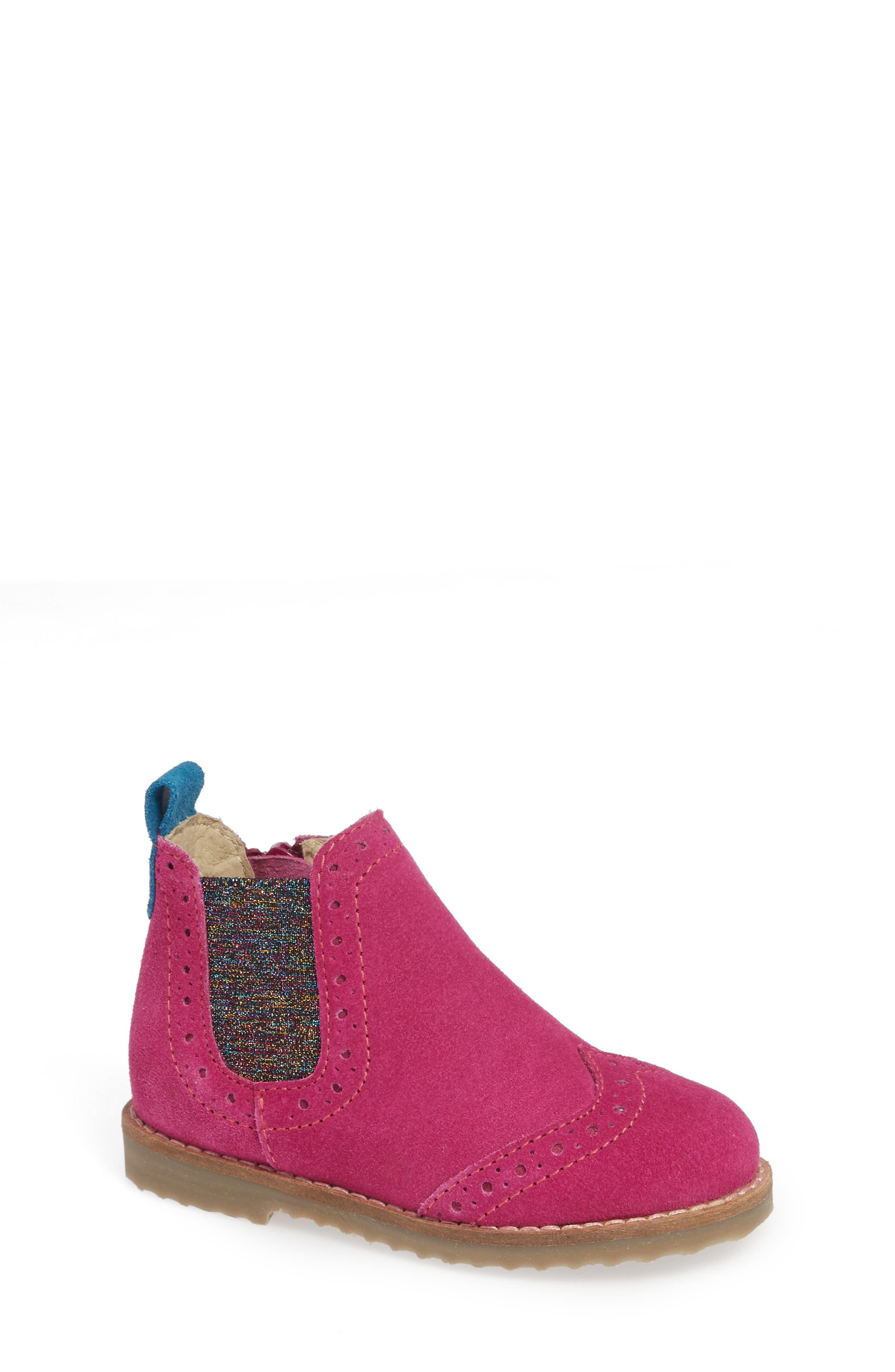 Chelsea Boot,                             Main thumbnail 1, color,                             REGAL PURPLE