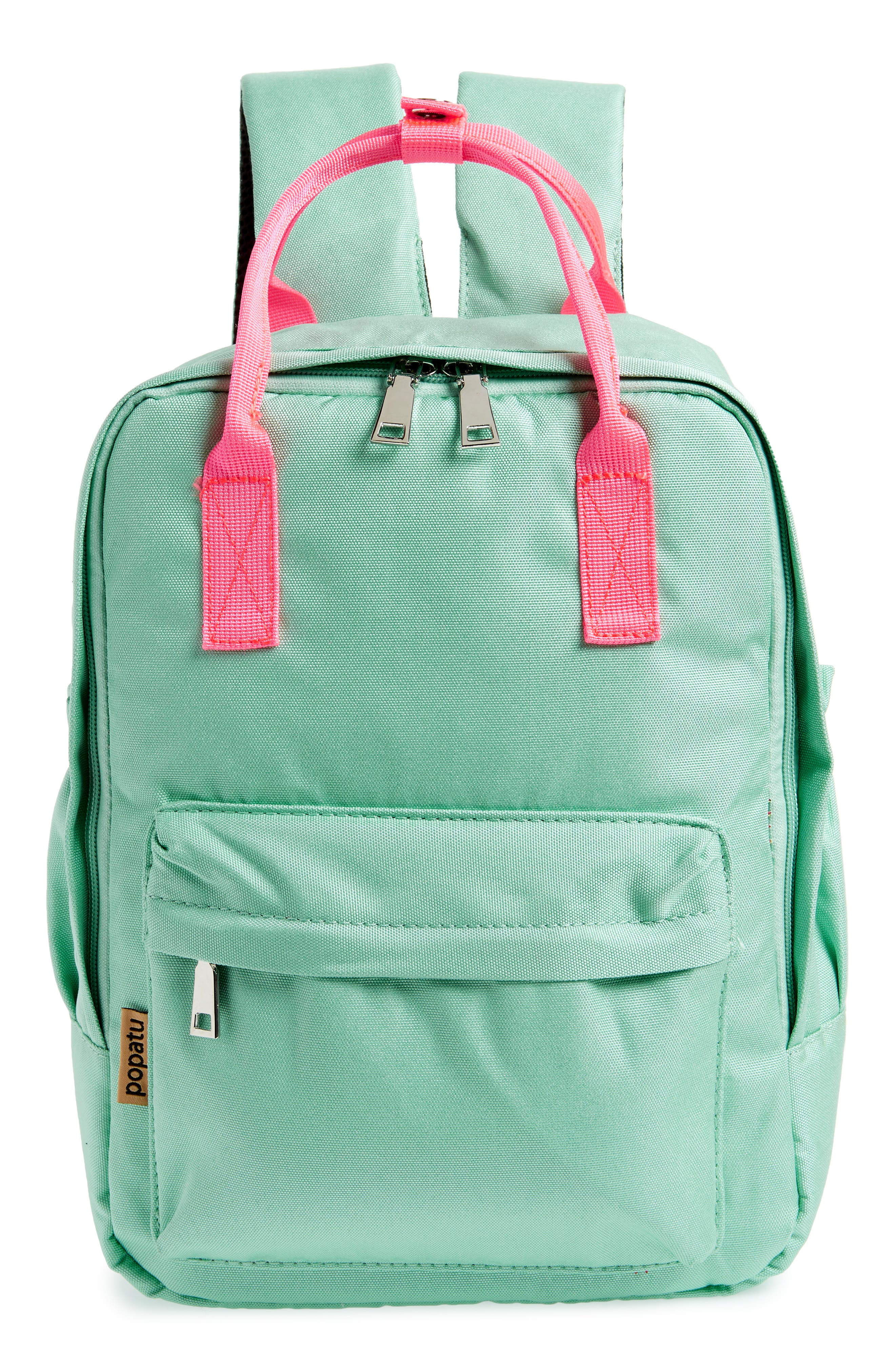 Solid Backpack,                         Main,                         color, 440