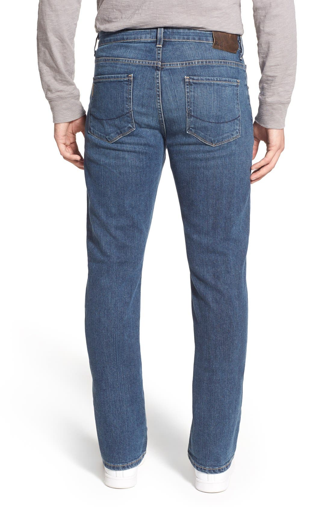'Doheny' Relaxed Fit Jeans,                             Alternate thumbnail 3, color,                             400