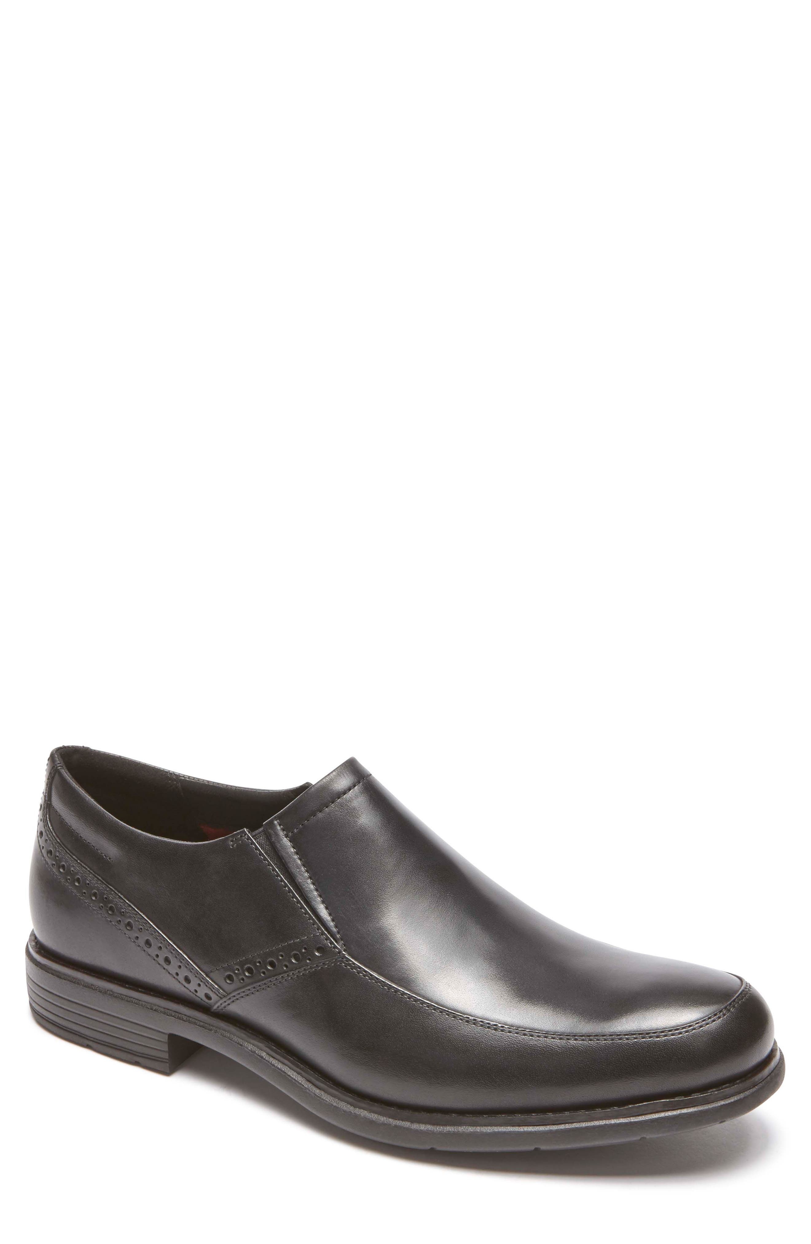 Total Motion Classic Dress Venetian Loafer,                         Main,                         color, 001