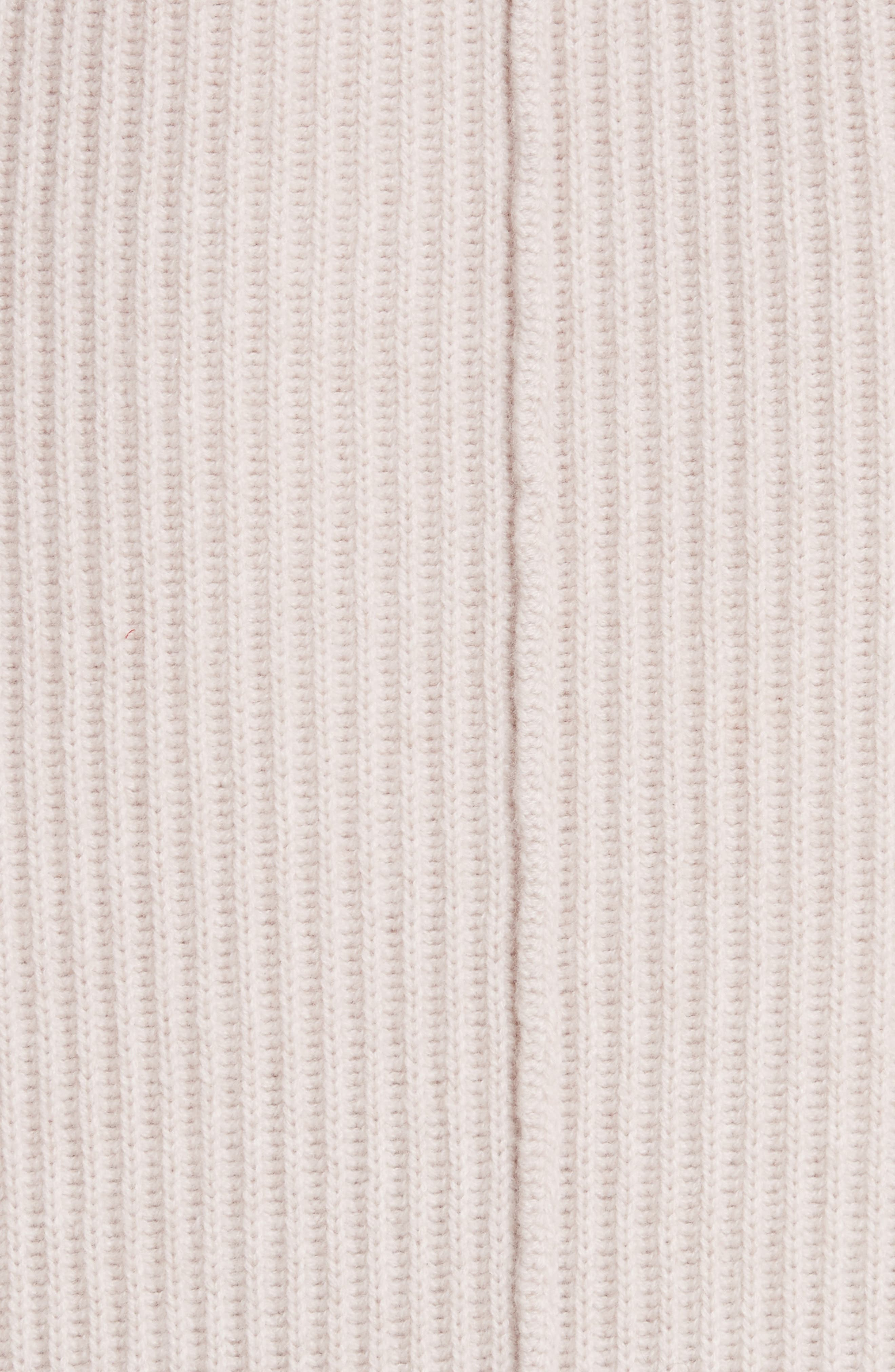 Anneka Wool & Cashmere Puff Sleeve Sweater,                             Alternate thumbnail 5, color,                             270