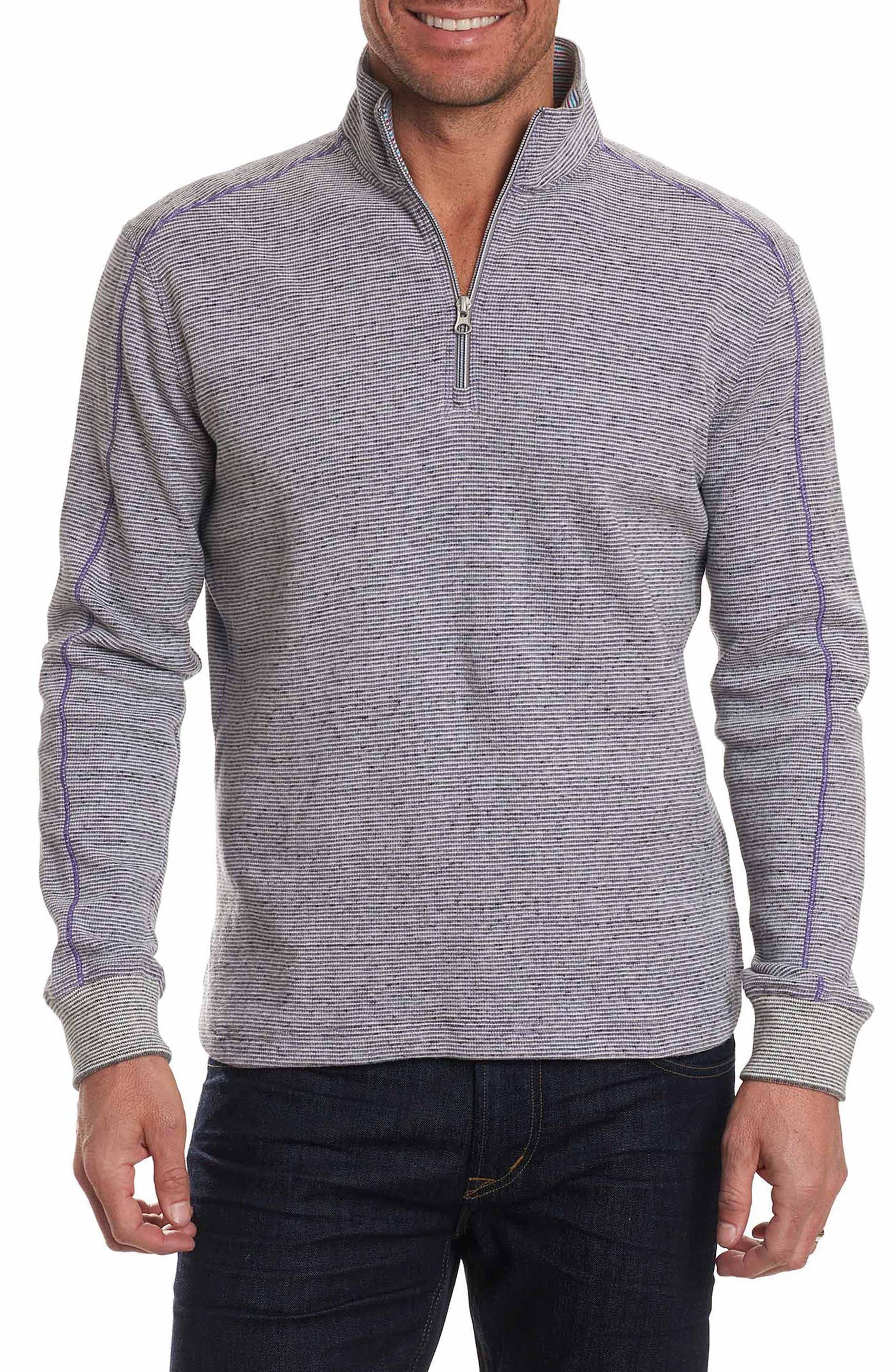 Easy Rider Quarter Zip Pullover,                             Main thumbnail 1, color,                             014