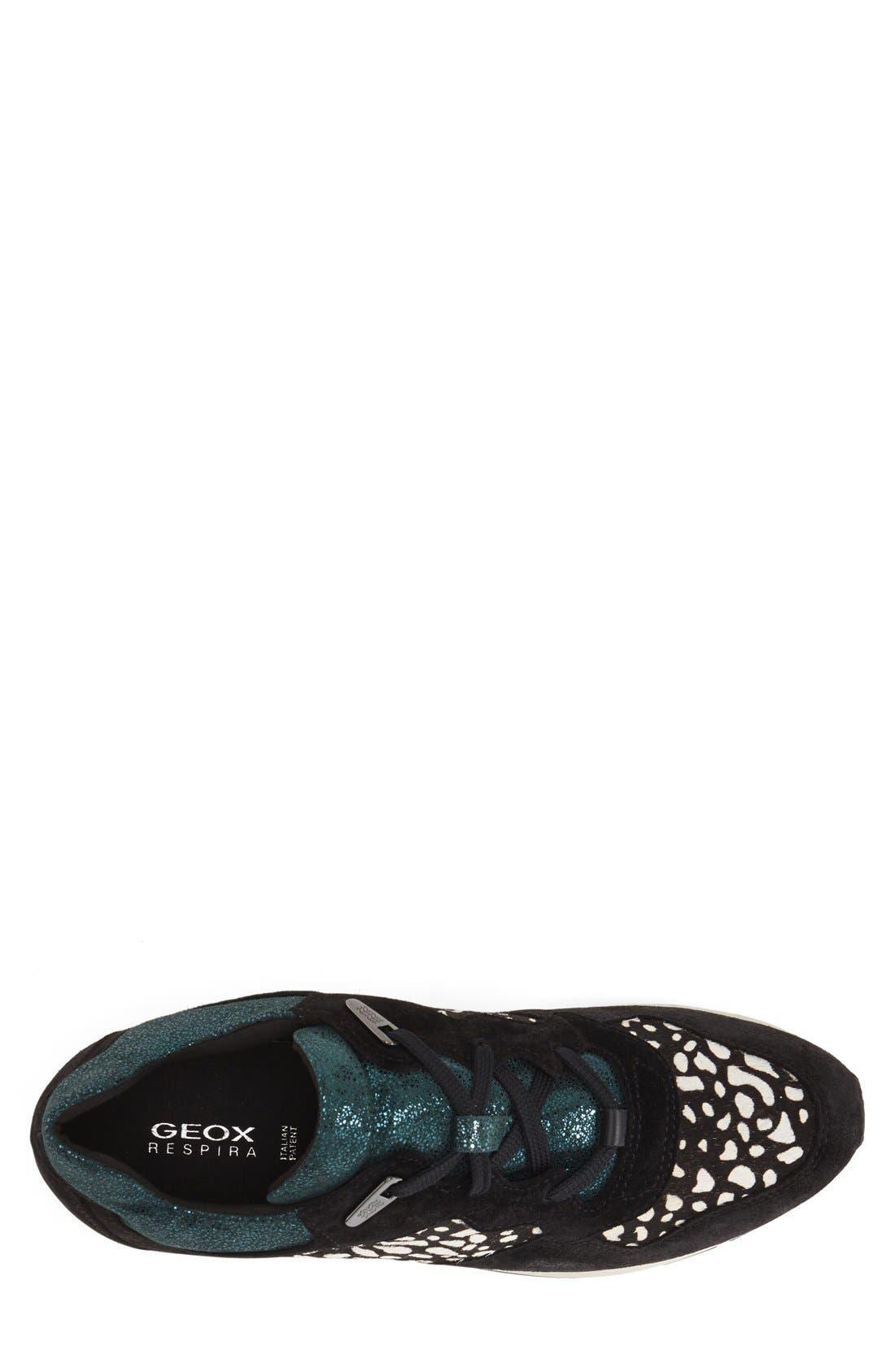 'Shahira' Sneaker,                             Alternate thumbnail 3, color,                             001