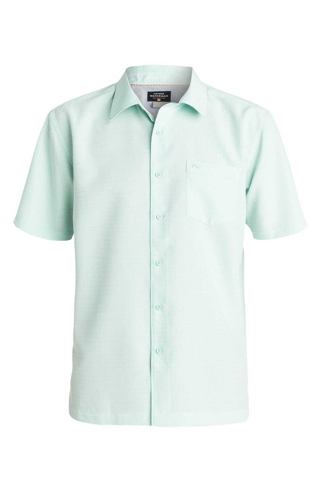 'Centinela 4' Short Sleeve Sport Shirt,                             Main thumbnail 11, color,