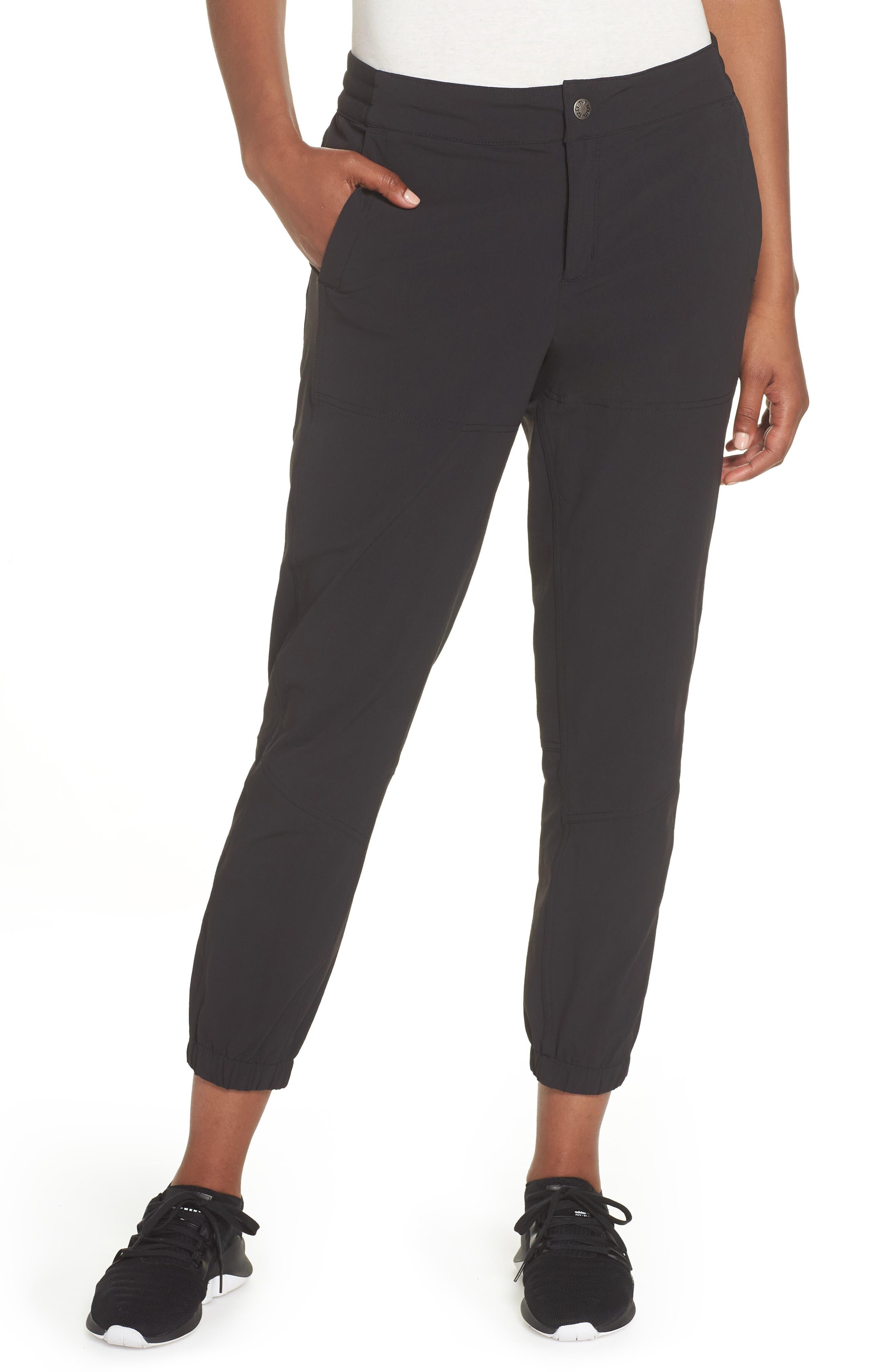 Bouldren Pants,                         Main,                         color, TNF BLACK