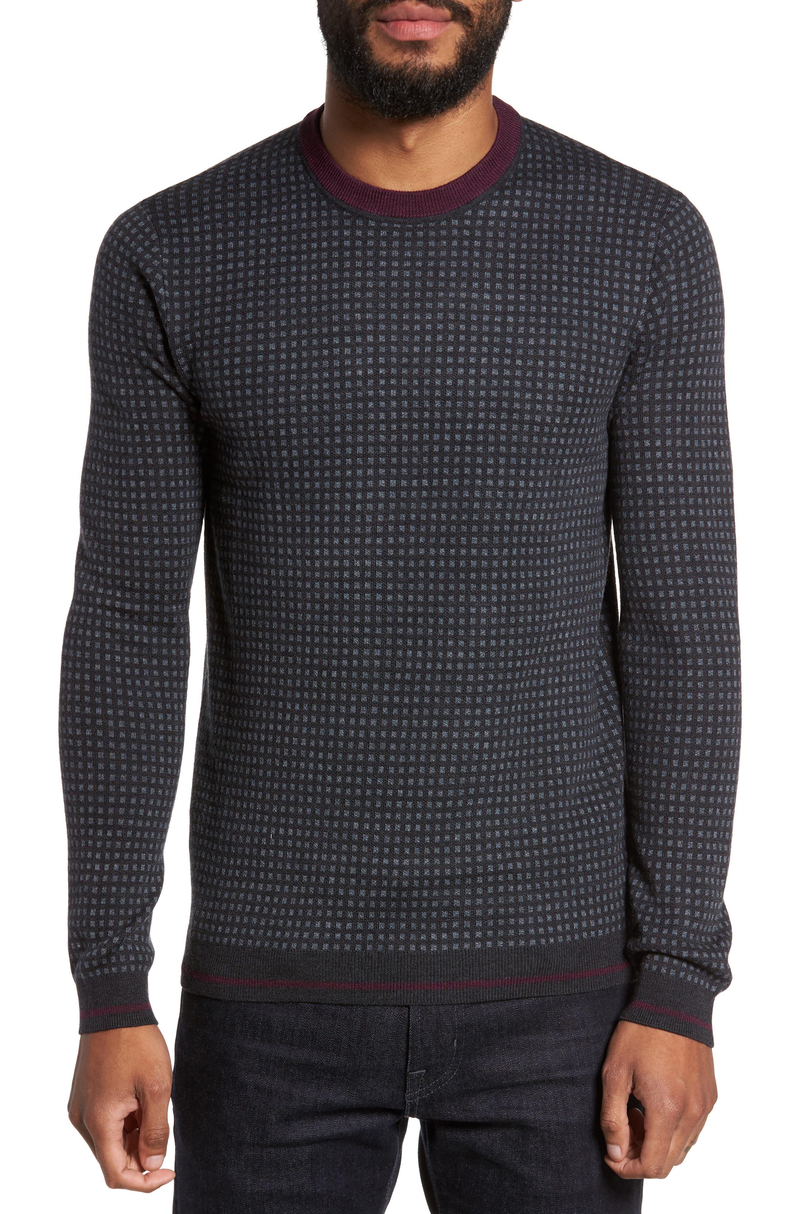 Parvine Crewneck Sweater,                             Main thumbnail 1, color,                             031