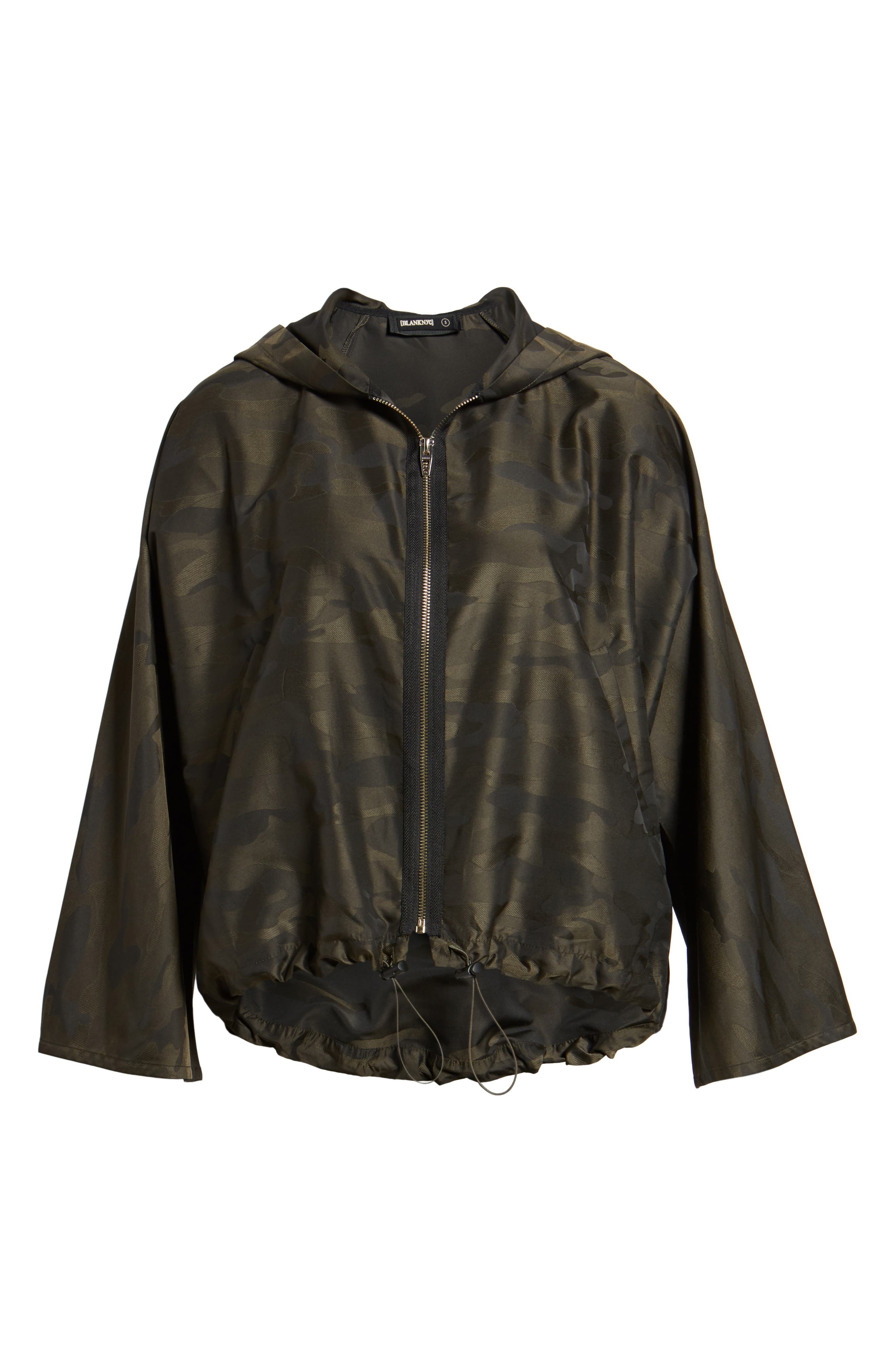 Camo We Not Bell Sleeve Jacket,                             Alternate thumbnail 5, color,                             301