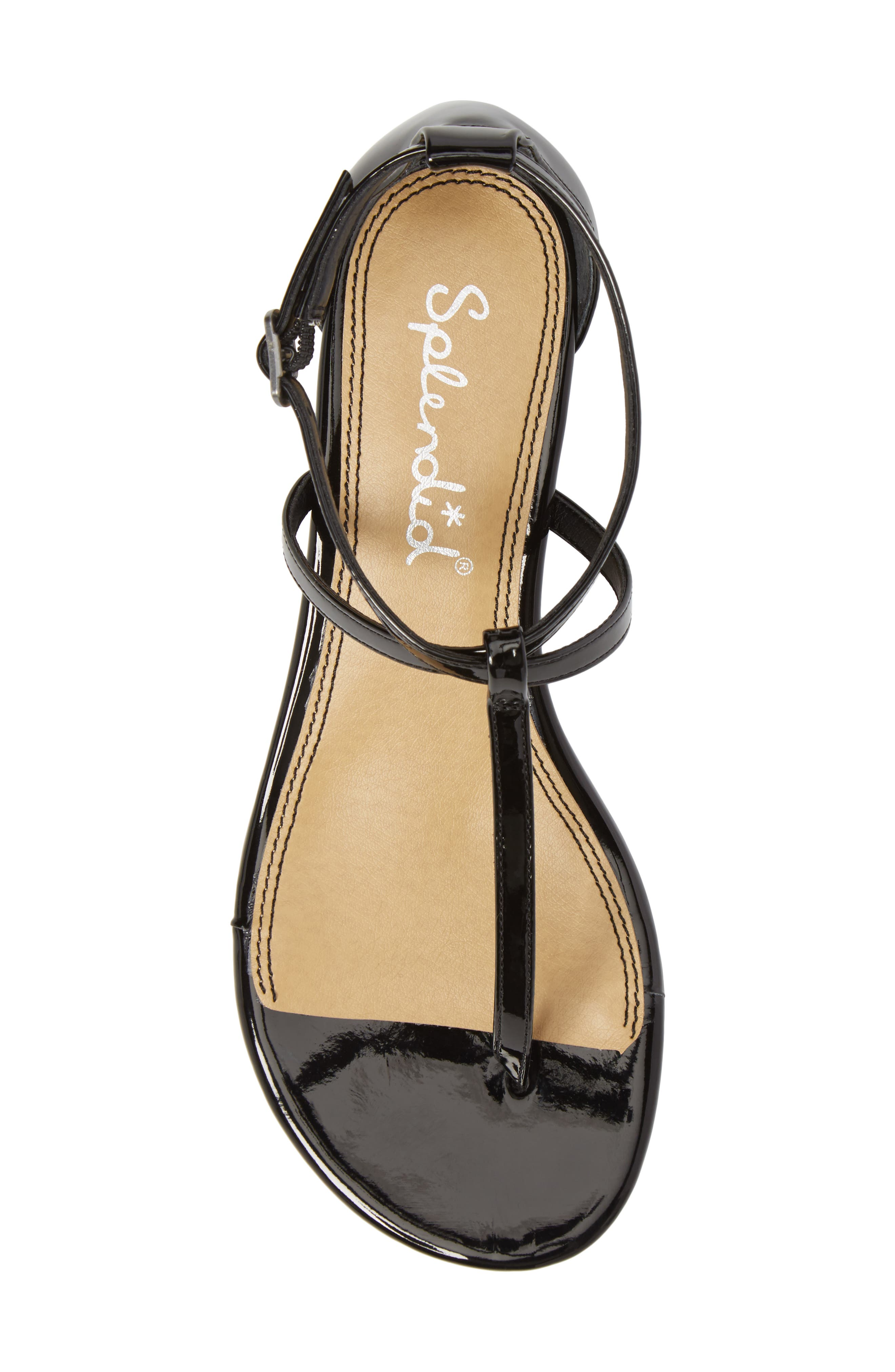 Bryce T-Strap Wedge Sandal,                             Alternate thumbnail 25, color,