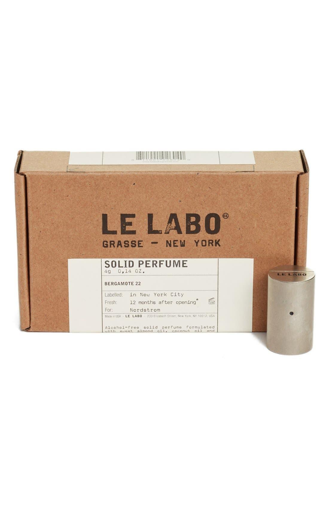 'Bergamote 22' Solid Perfume,                             Alternate thumbnail 5, color,                             NO COLOR