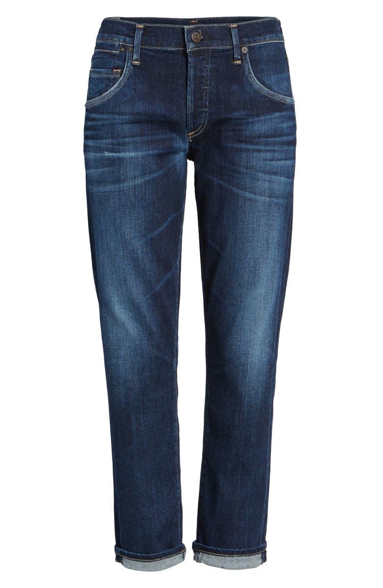 87ca7e22319 Citizens of Humanity Emerson Slim Boyfriend Jeans (Blue Ridge ...
