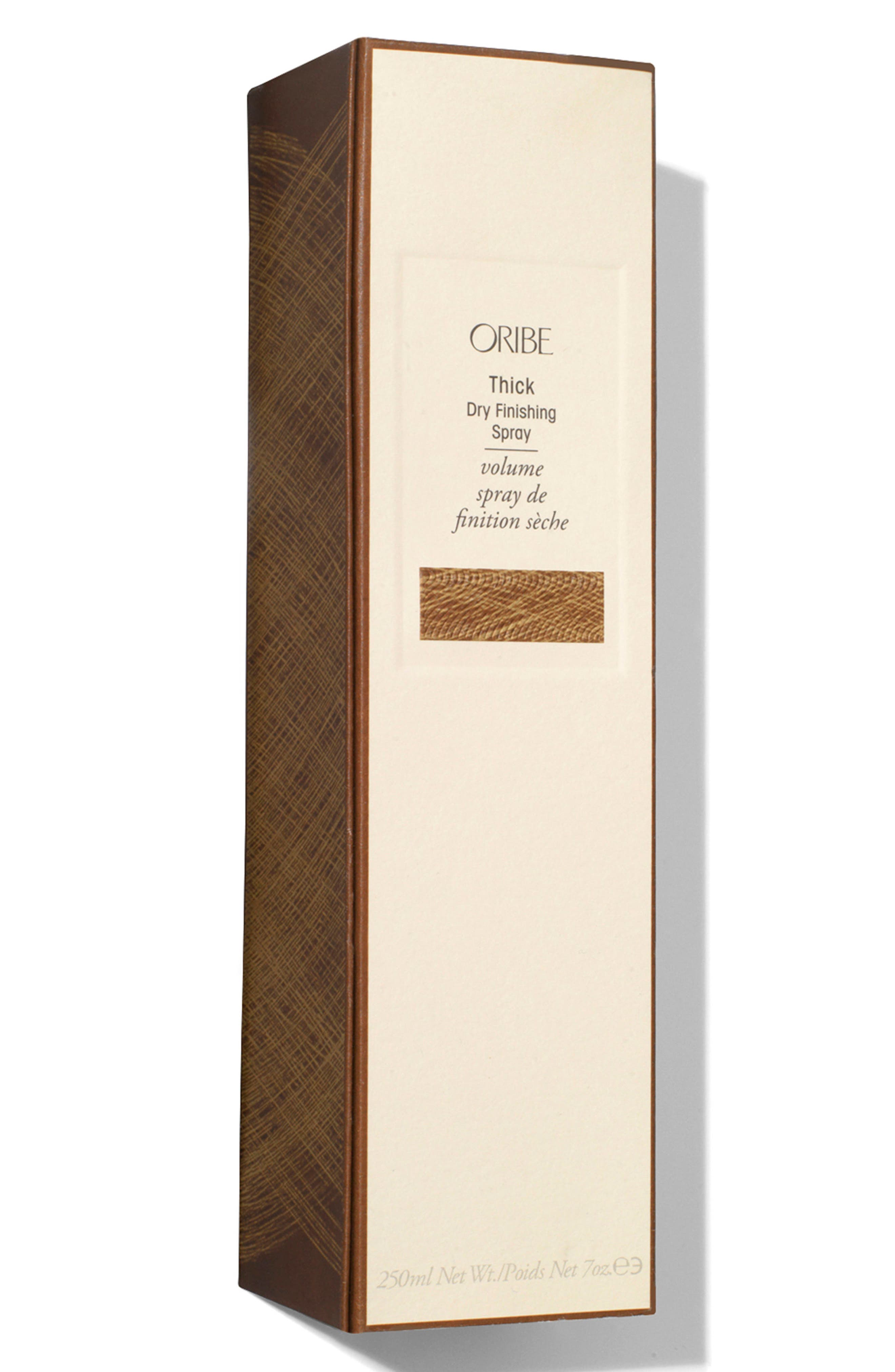 SPACE.NK.apothecary Oribe Thick Dry Finishing Spray,                             Alternate thumbnail 4, color,                             NO COLOR